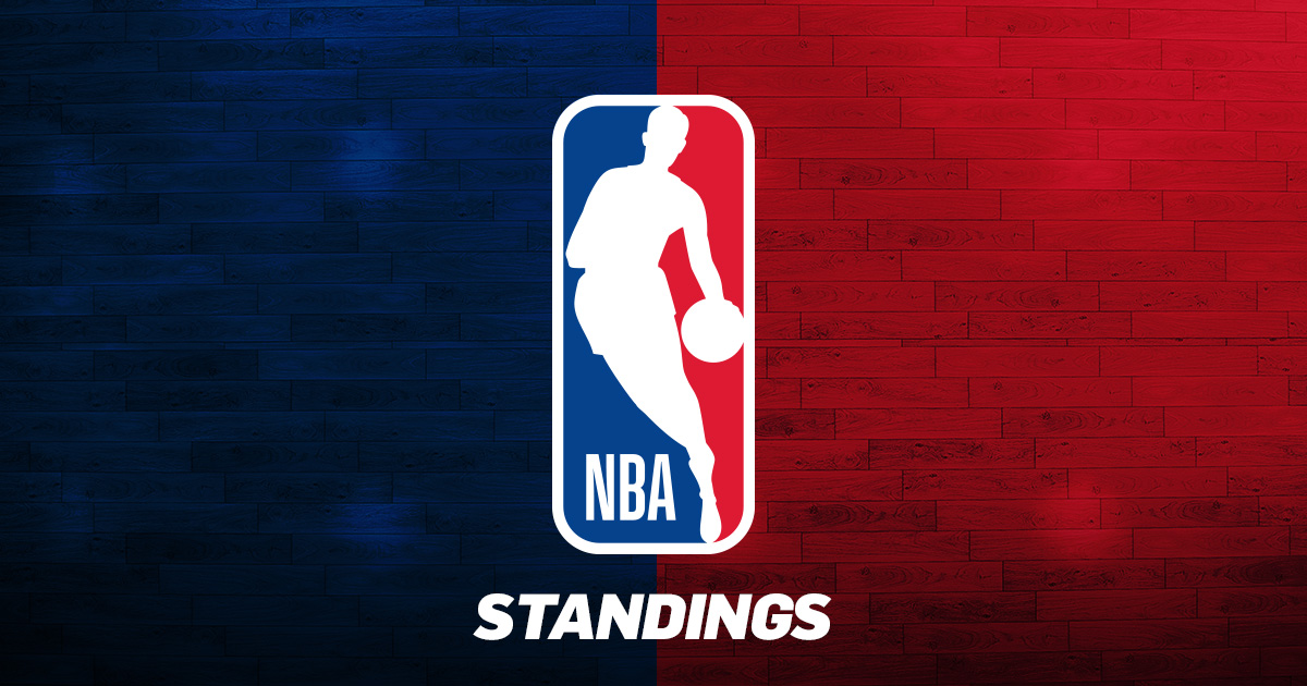 NBA Standings (Jan 16, 2018)