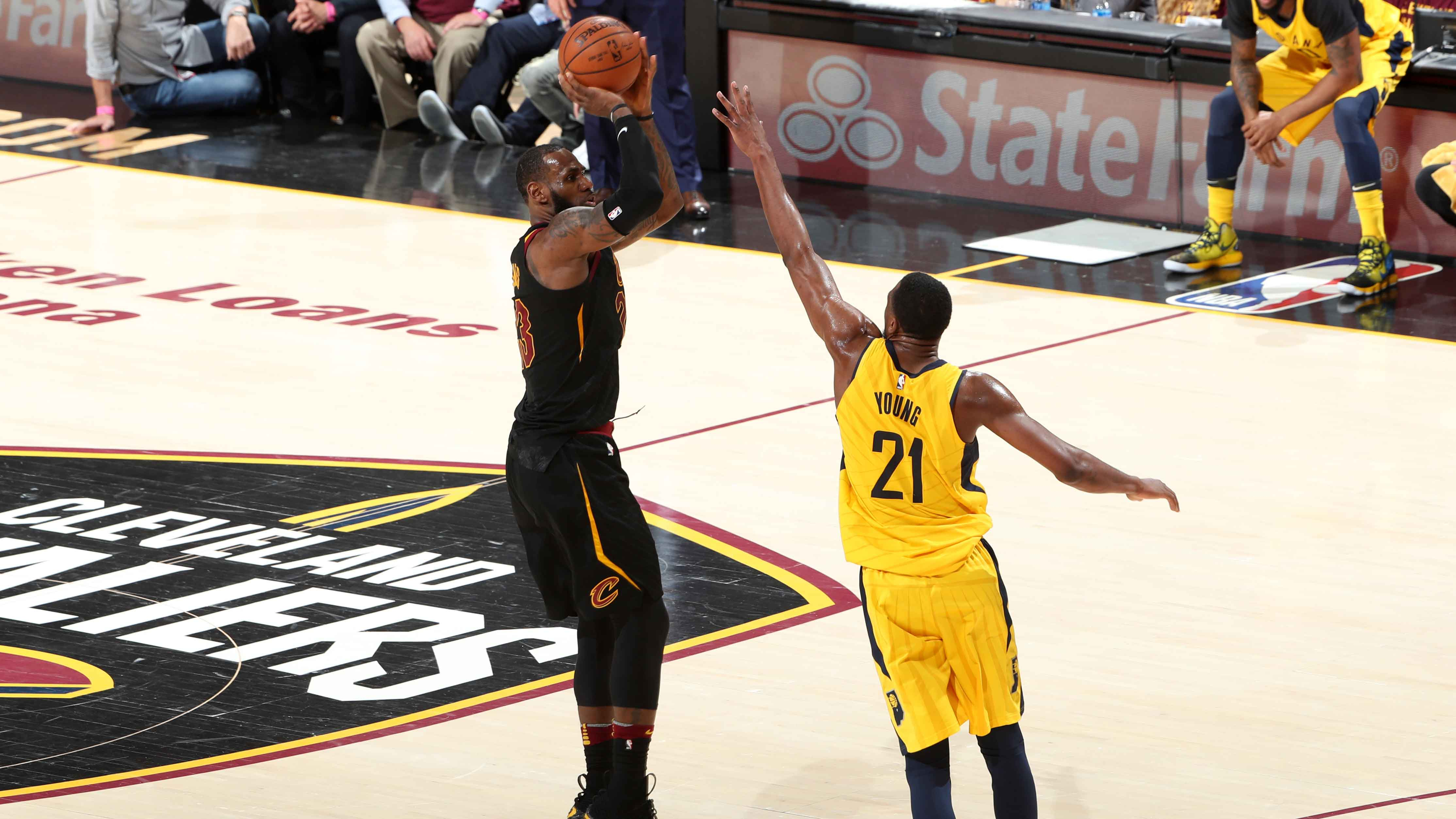 GAME 5 RECAP: CAVALIERS 98, PACERS 95