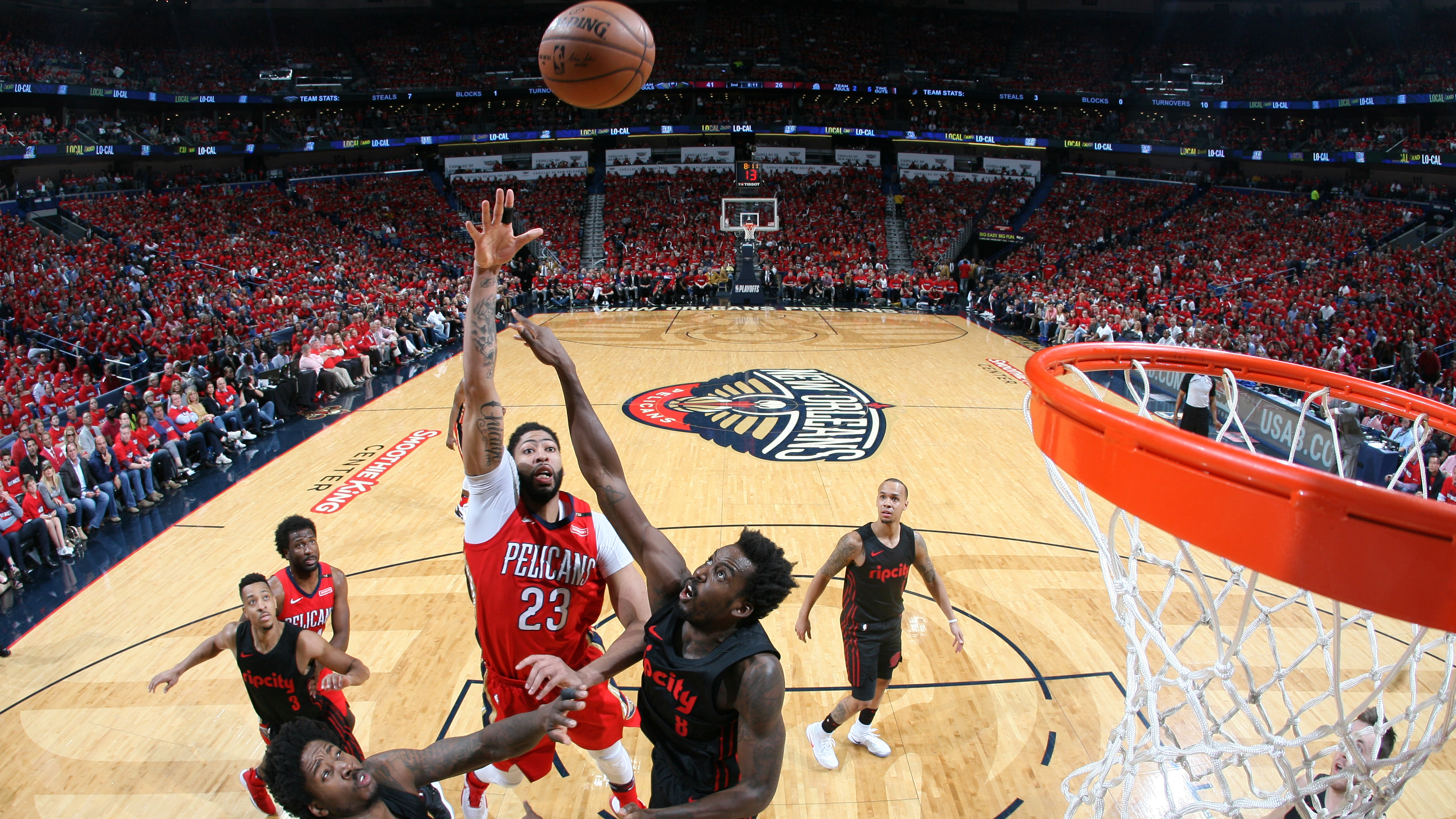 GAME RECAP: Pelicans 119, Trail Blazers 102