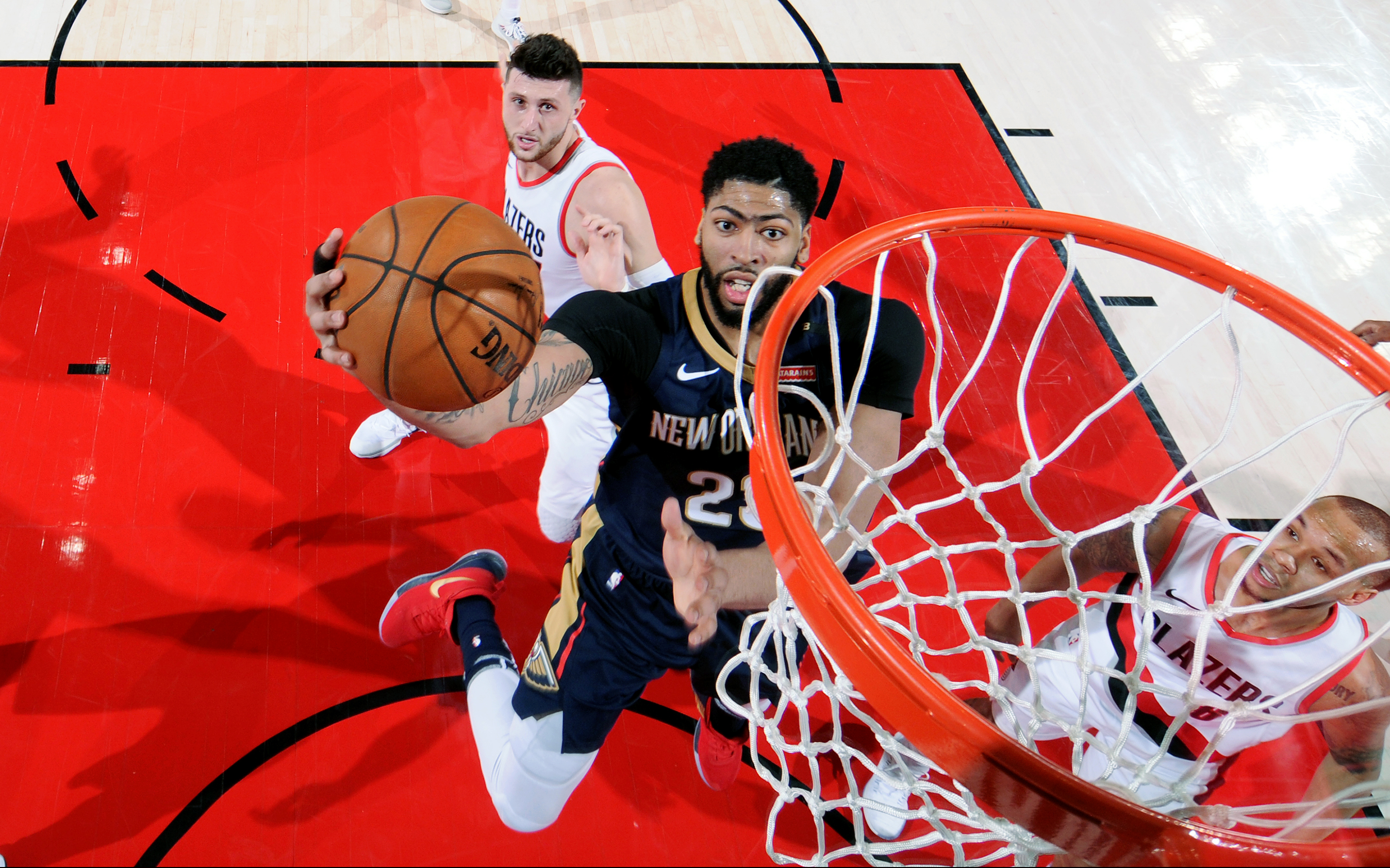 By the Numbers: Pelicans-Blazers Game 2 Preview