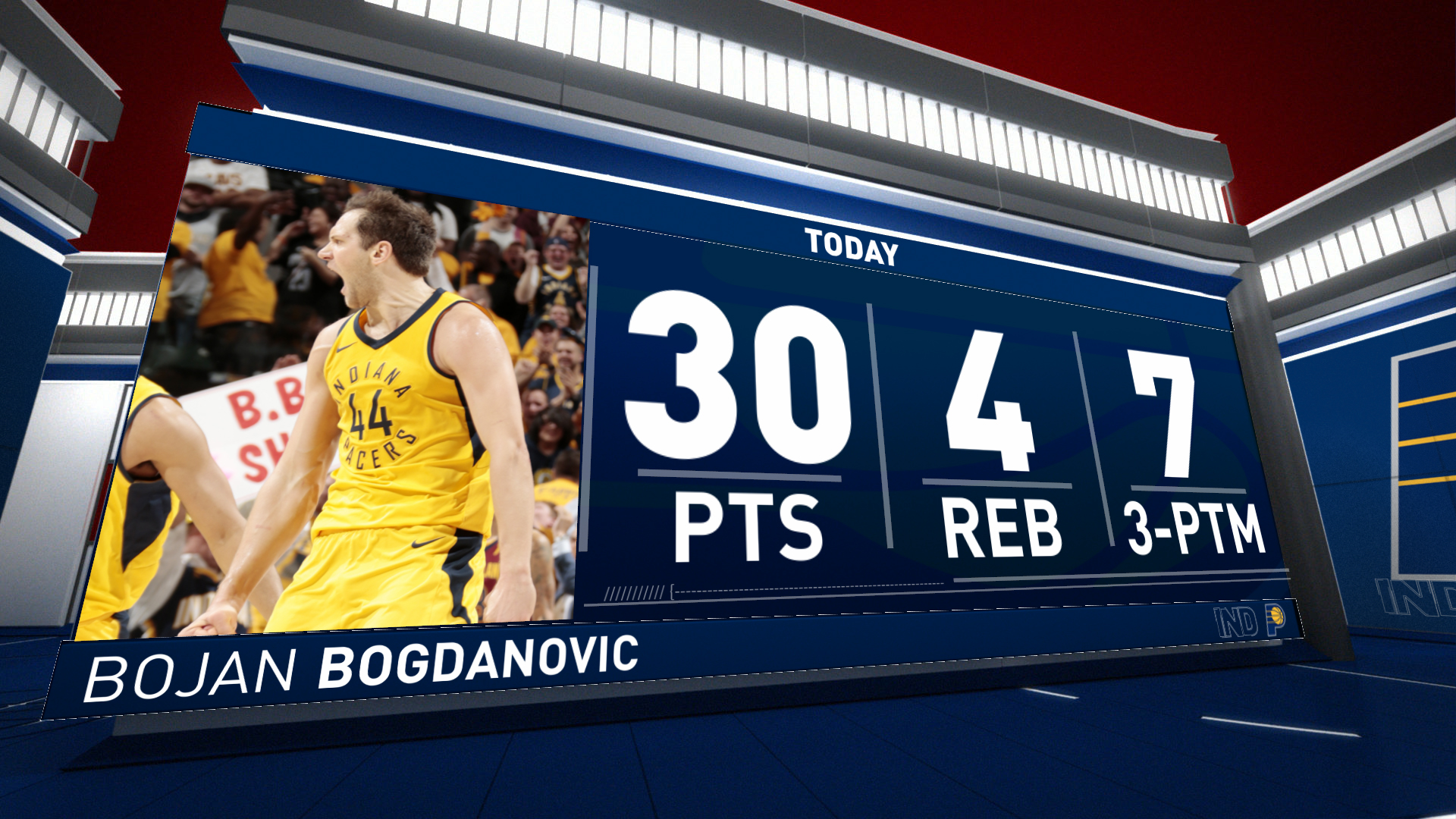 Bojan Bogdanovic Highlights