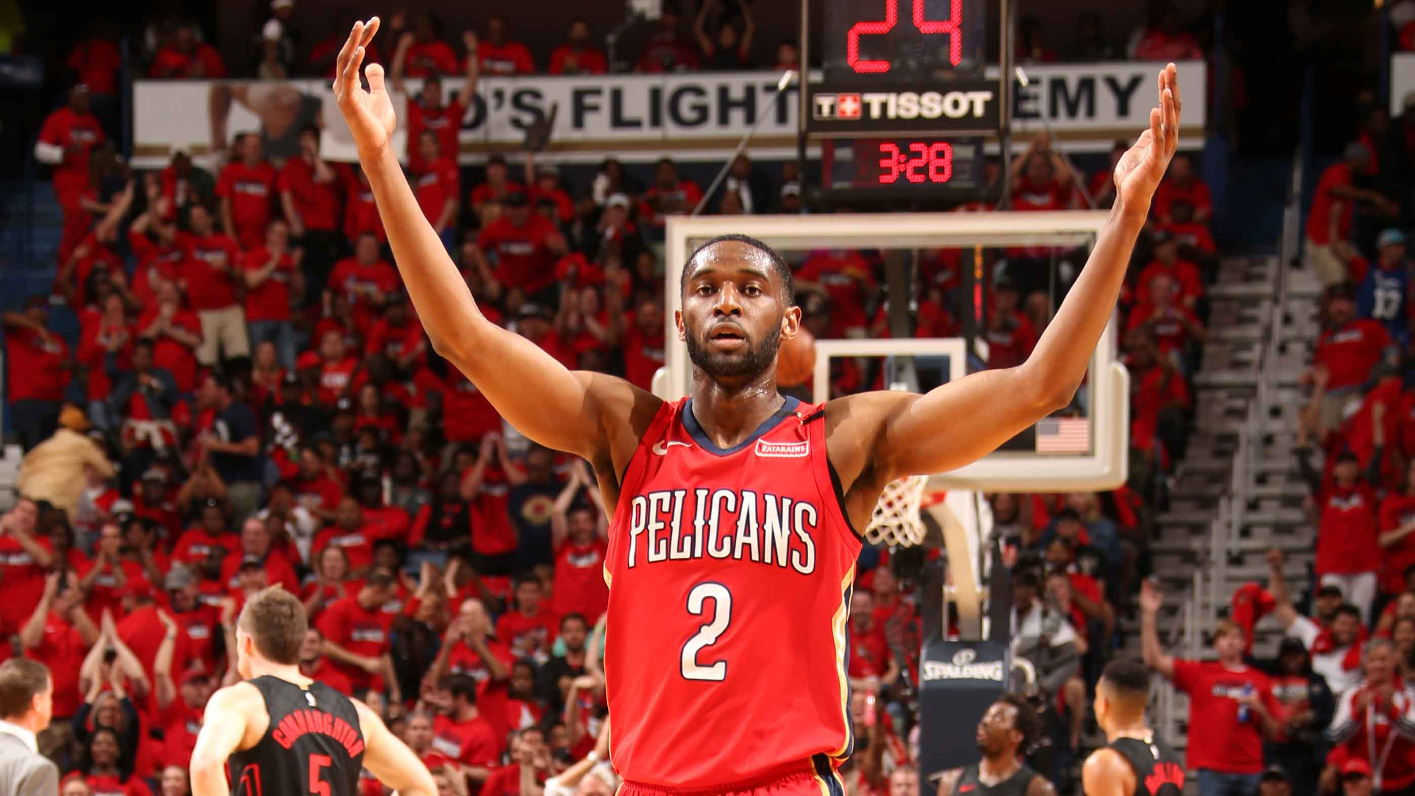 Steal of the Night: Ian Clark
