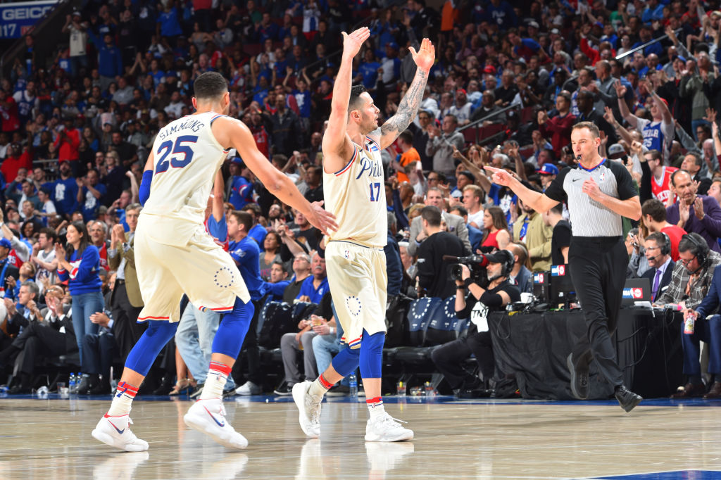 GAME 5 RECAP: Sixers 104, Heat 91