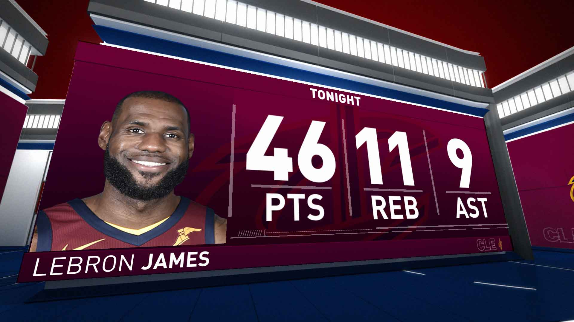 LeBron James (46 points) Highlights vs. Boston Celtics