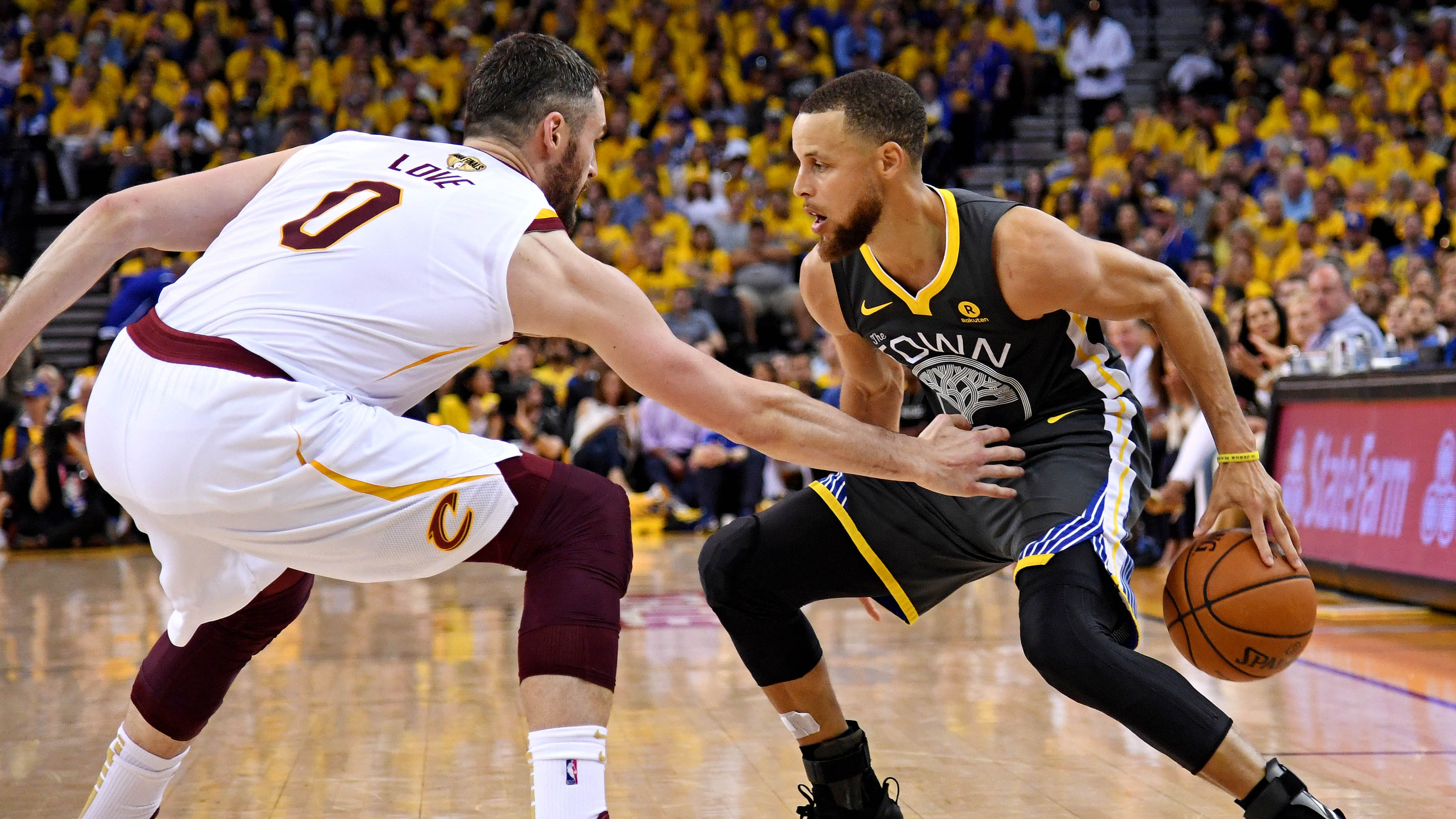 GAME 2 RECAP: Warriors 122, Cavaliers 103