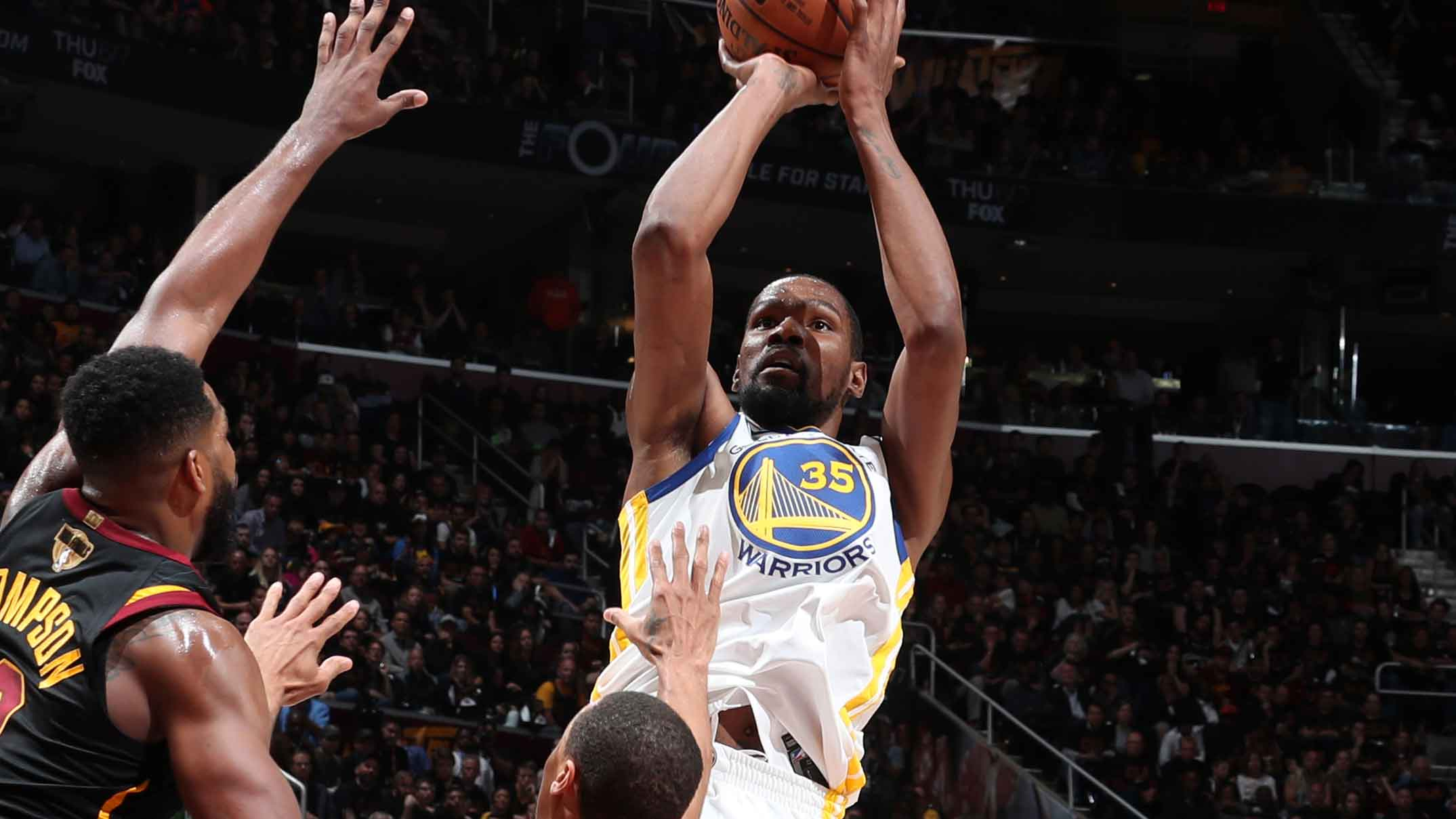 GAME 3 RECAP: Warriors 110, Cleveland 102