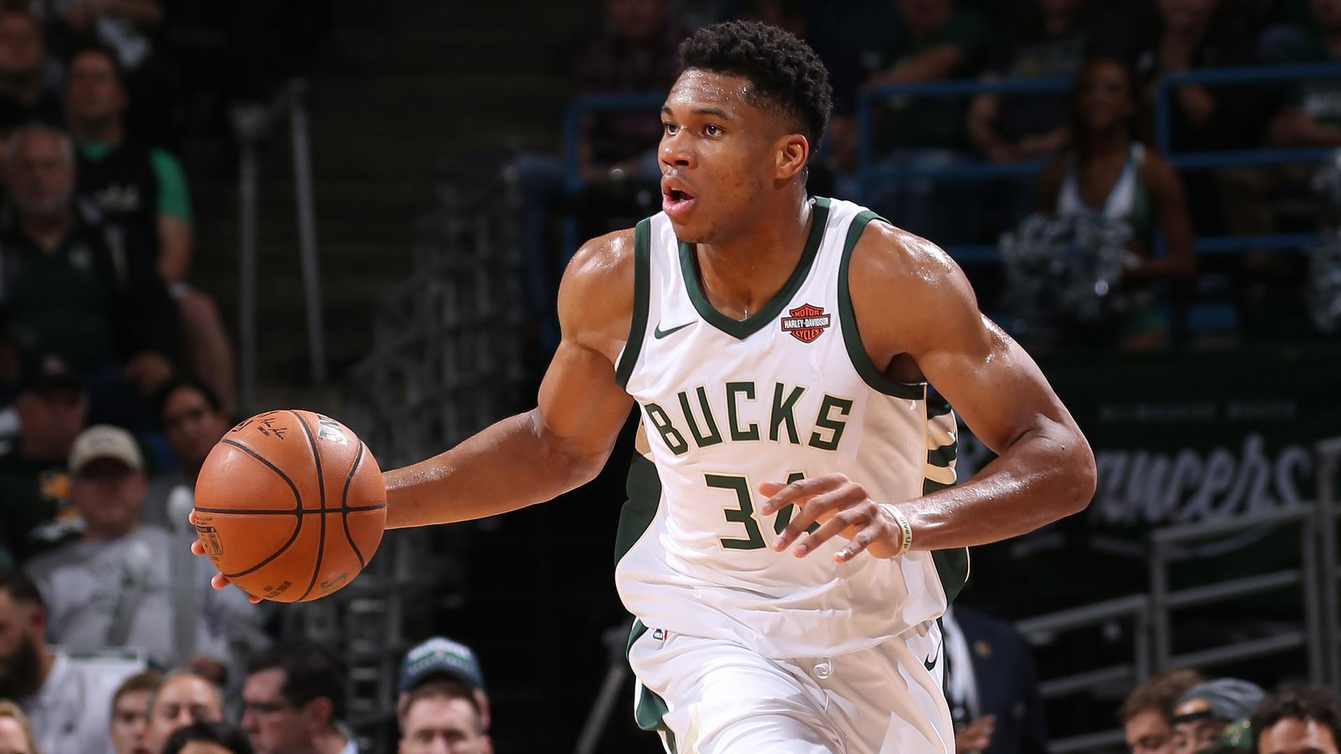 Giannis Antetokounmpo After Career High  Points This Is Just The Beginning Nba Com