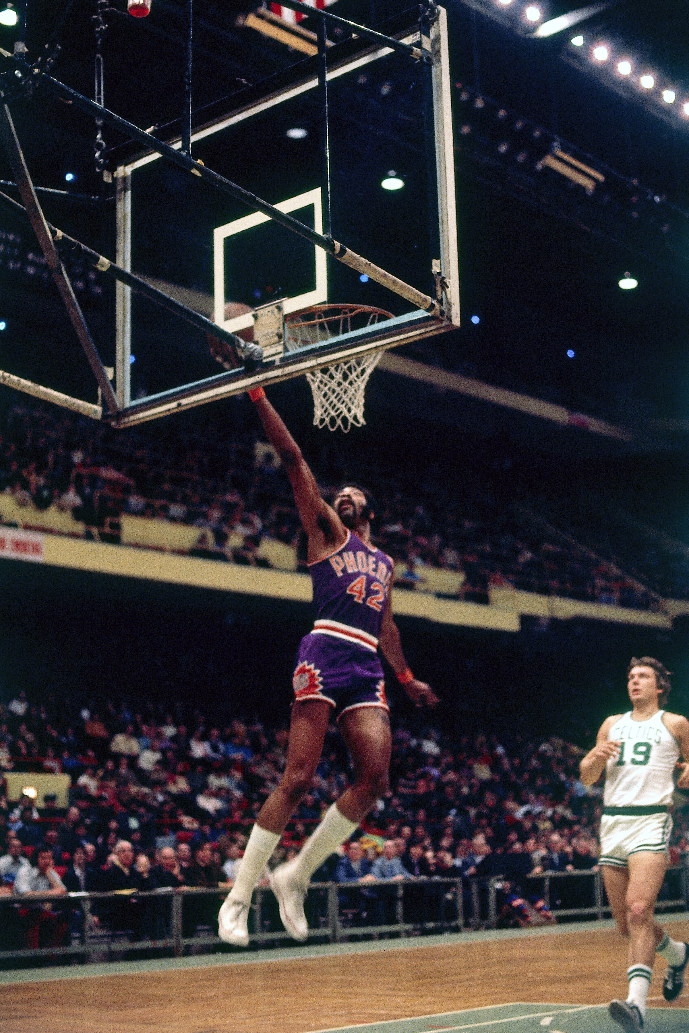Connie Hawkins interrupted career will forever be remembered