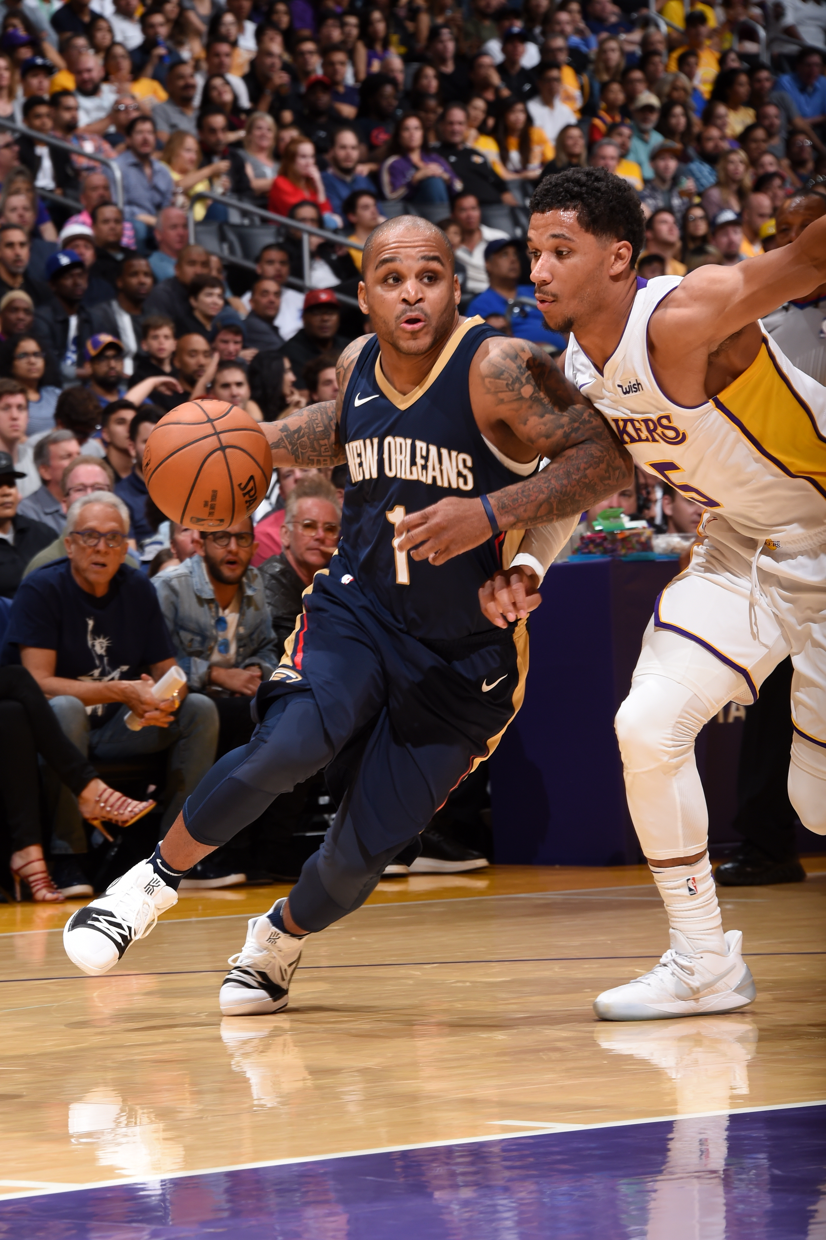 Jameer Nelson steps up in pinch for New Orleans Pelicans