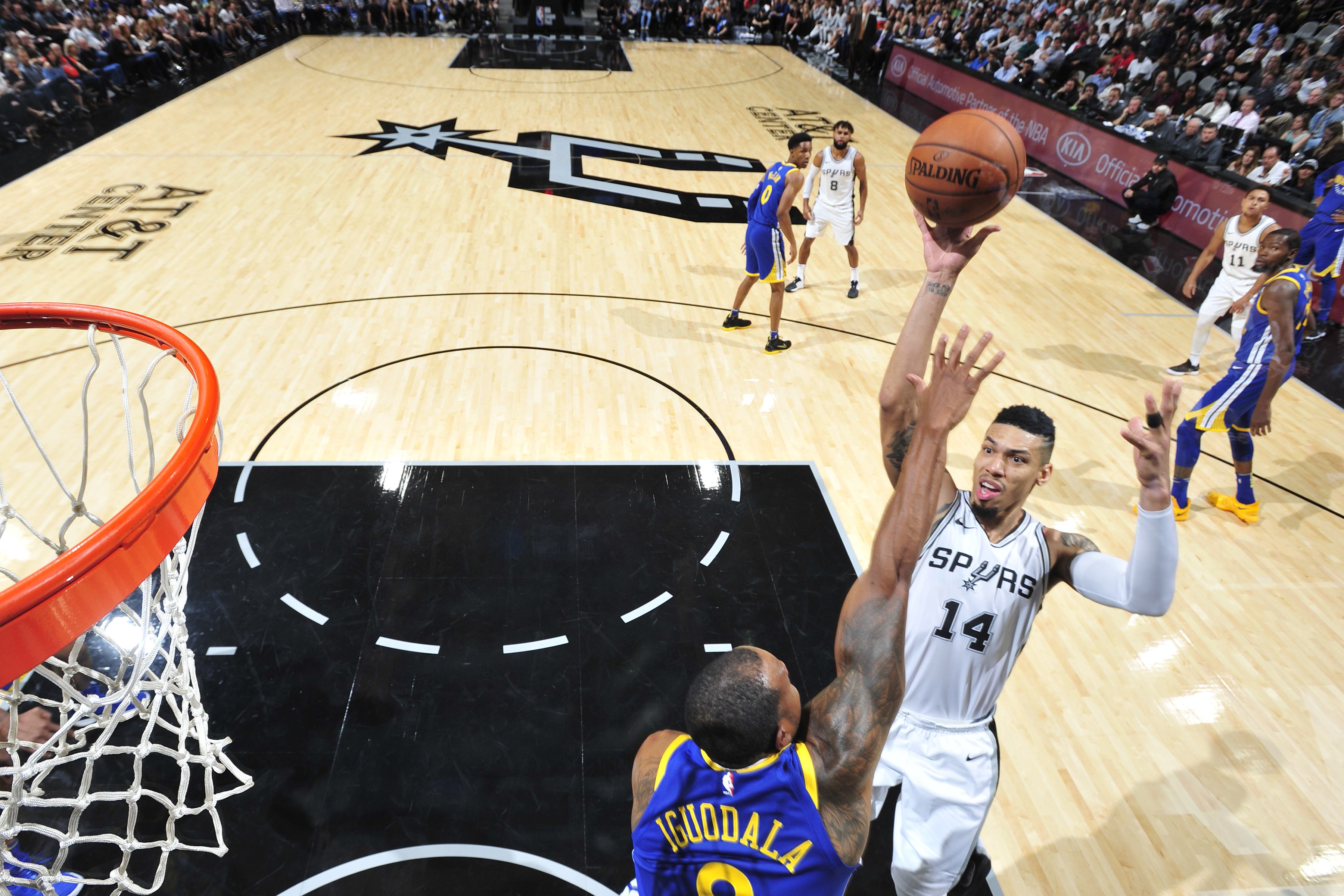 Dunk Of The Night  Danny Green  2b0ee7997