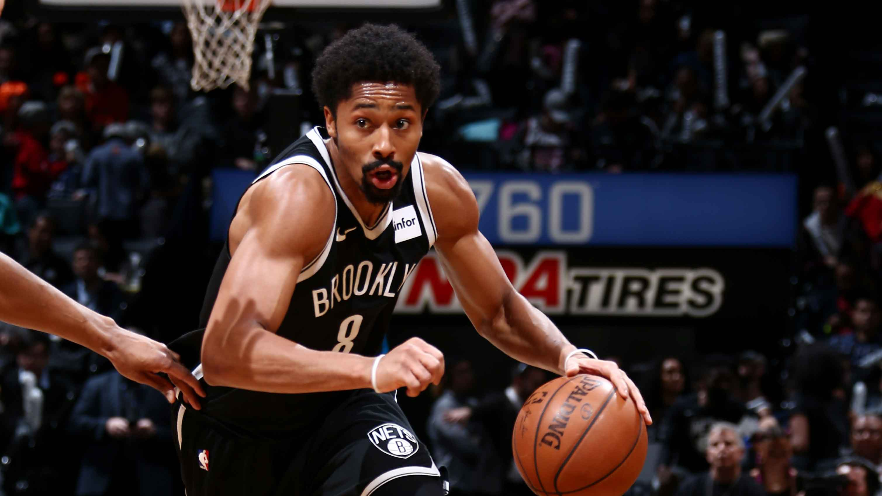 5d71623800c Nets reach agreement on extension with Spencer Dinwiddie