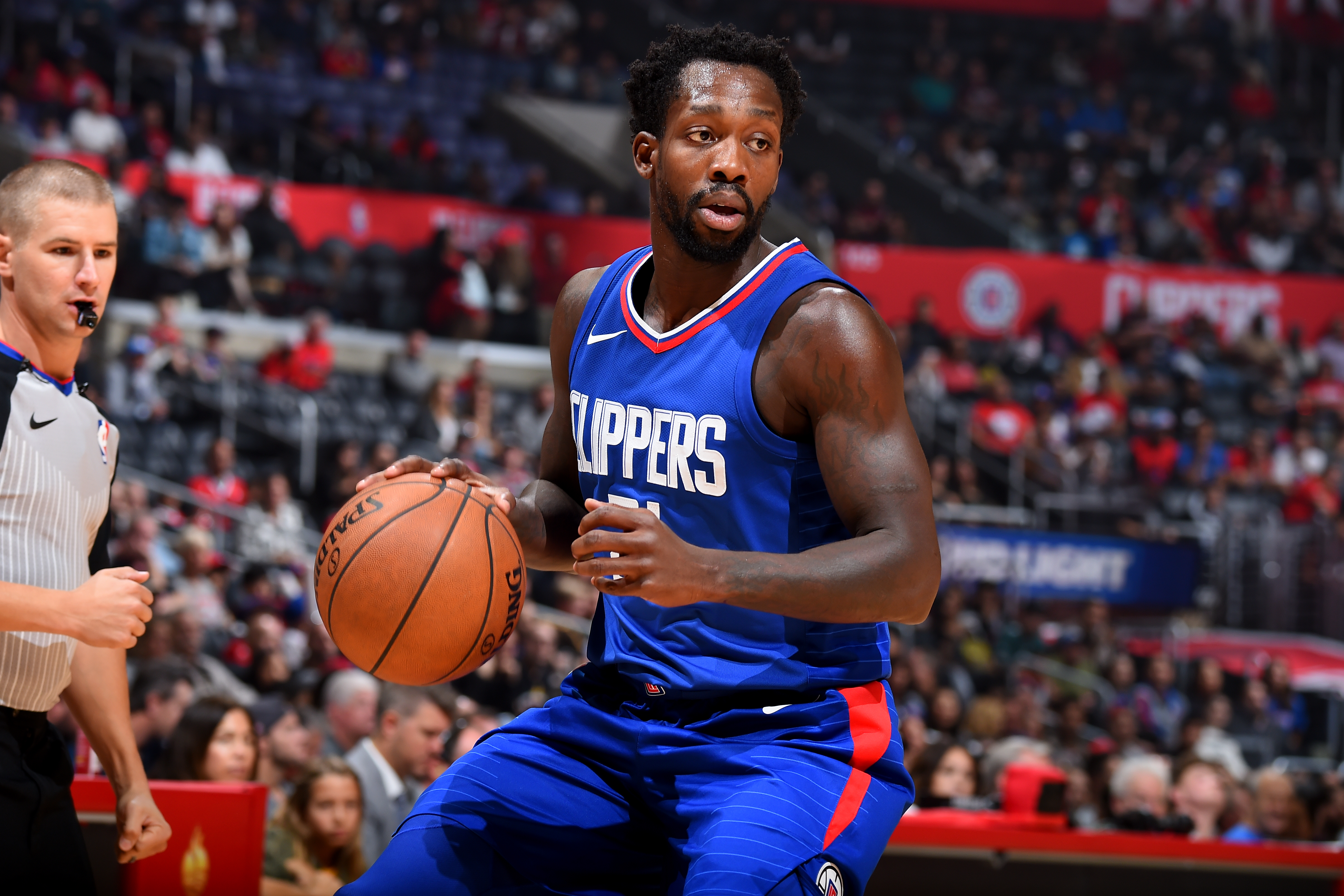 e67d9cde3 Patrick Beverley out for season after knee surgery