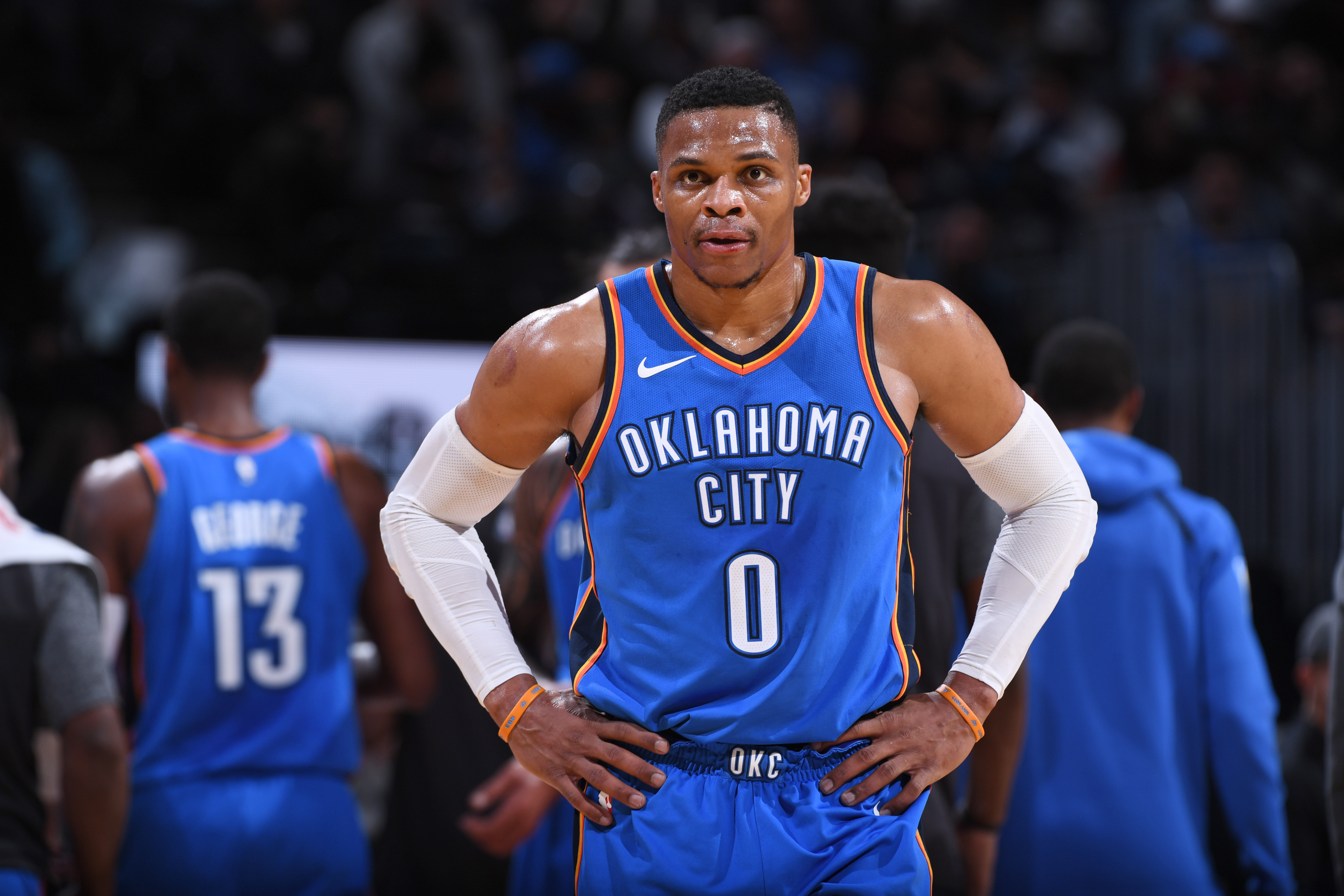 Russell Westbrook The Problem In OKC?   NBA.com