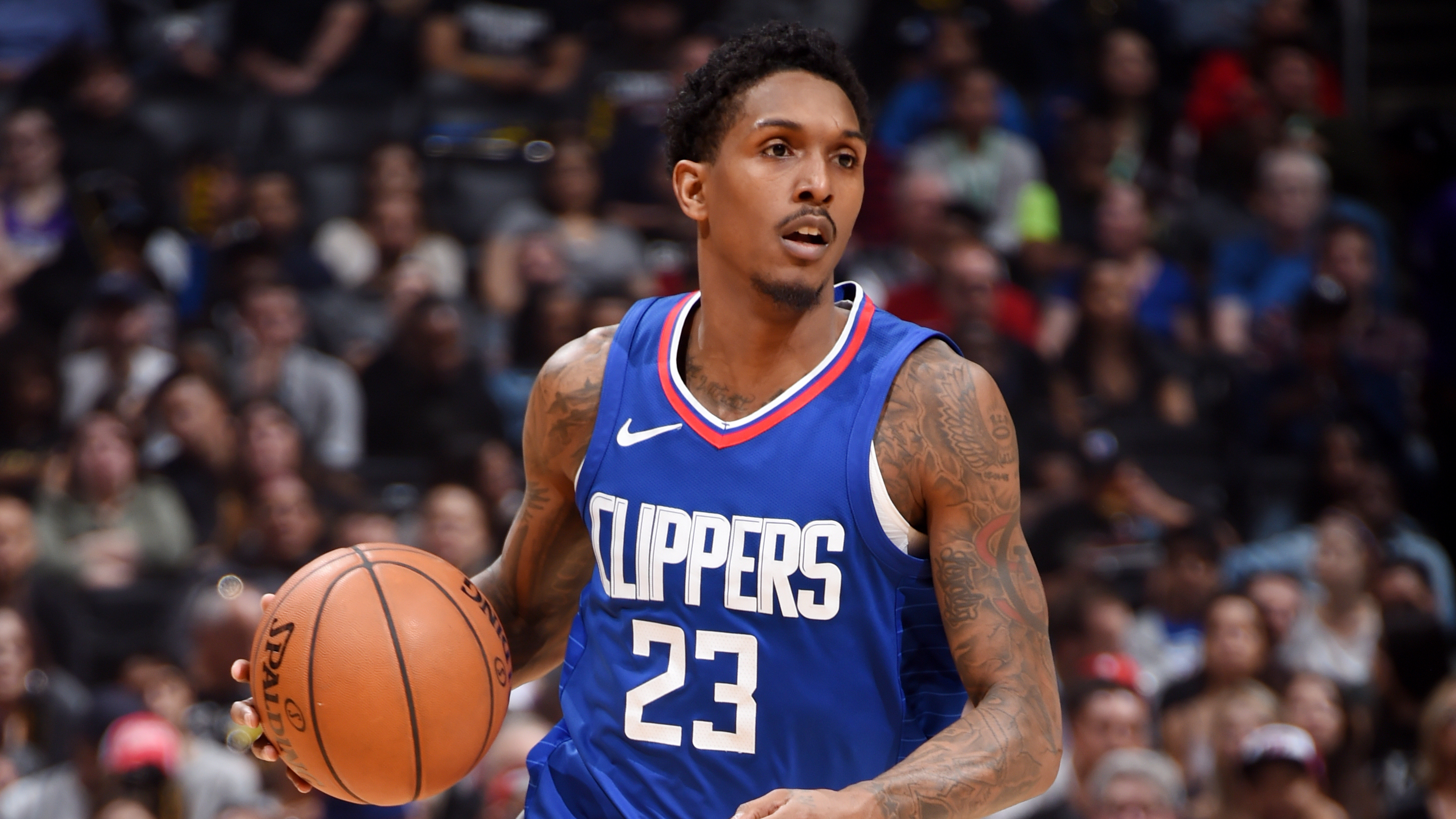 861a9ea11e0 Los Angeles Clippers sign veteran guard Lou Williams to contract extension