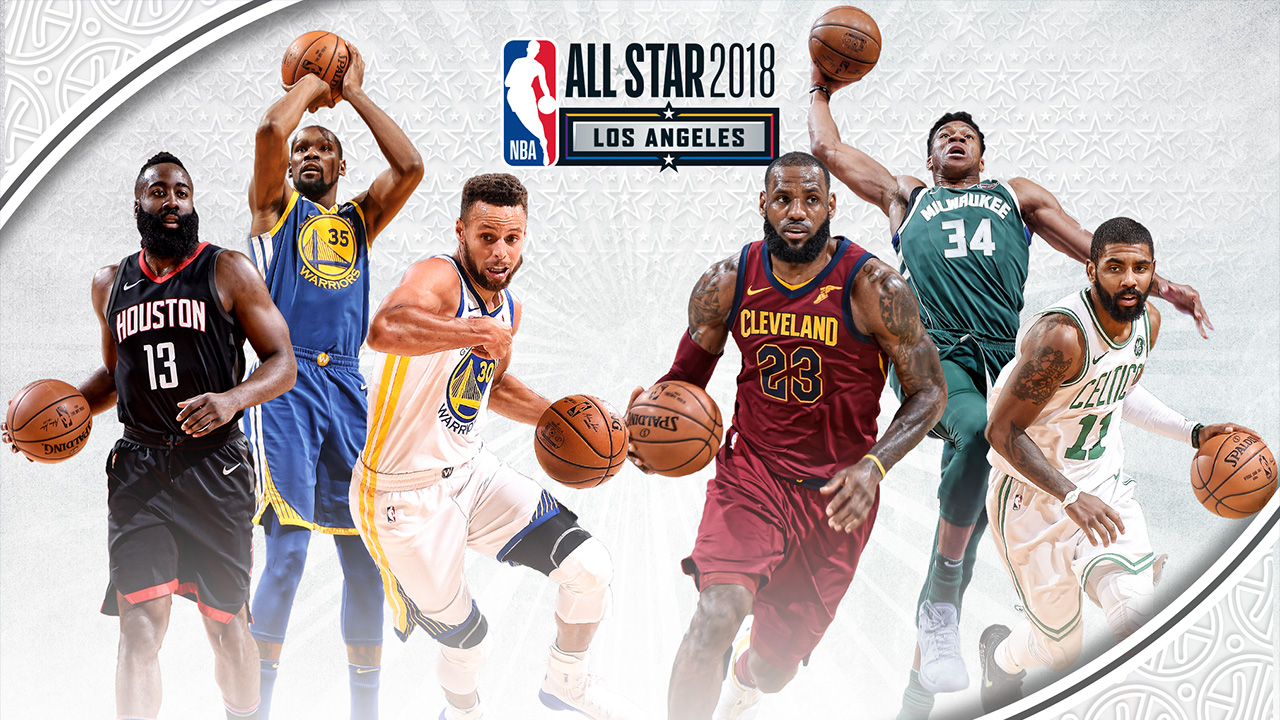 30988a665ba Why NBA All-Star Draft has look of a (present or future) made-for-TV event