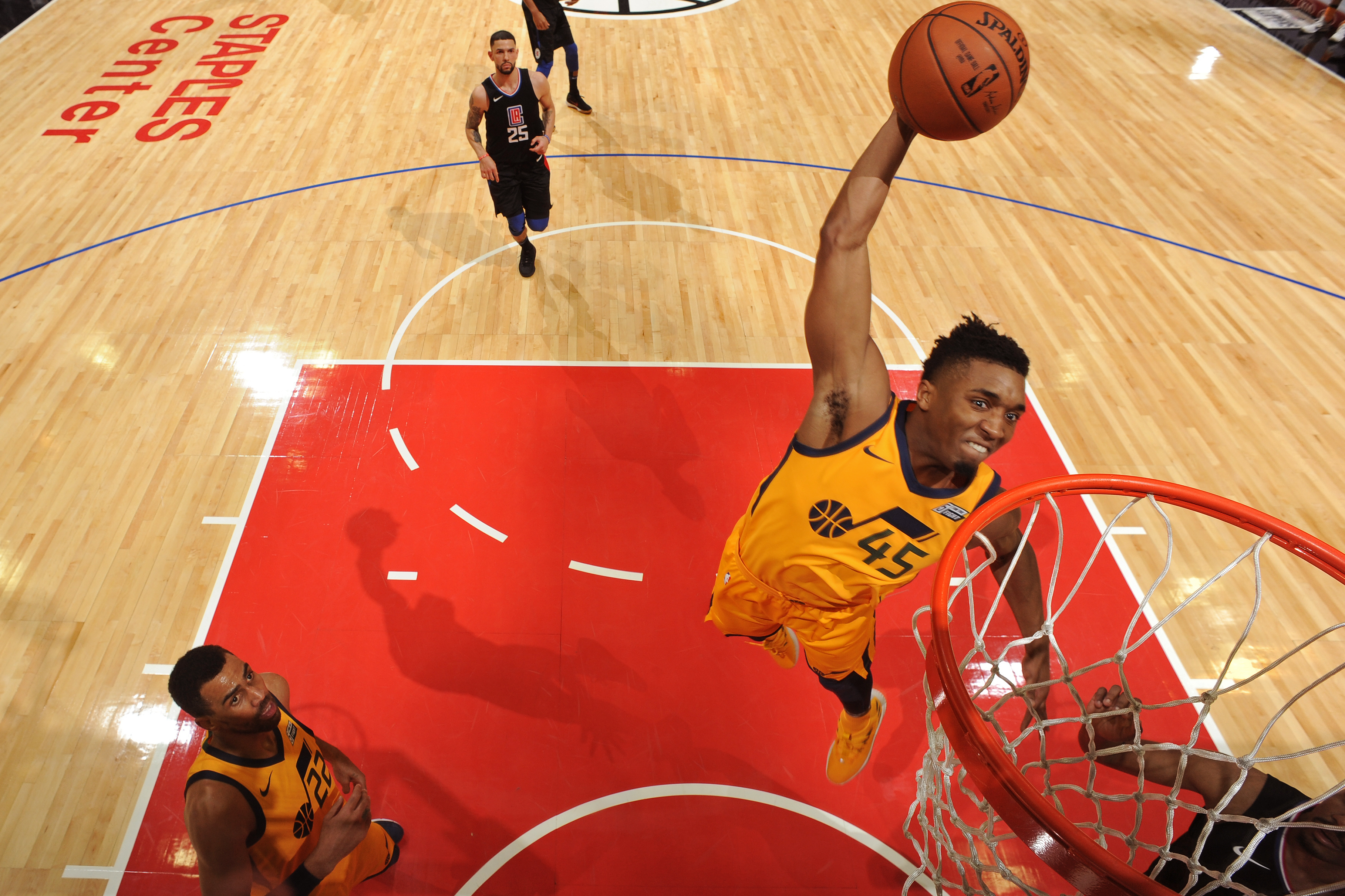 18644c34c League taking note of Donovan Mitchell s impressive rookie campaign ...