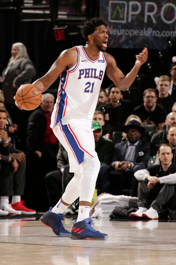 b57e4204381 Joel Embiid hoping to play in back-to-back games by month s end ...