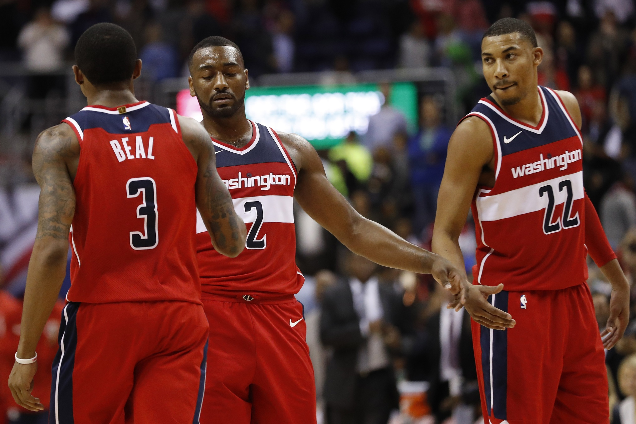 Washington Wizards shut down talk John Wall 917674878