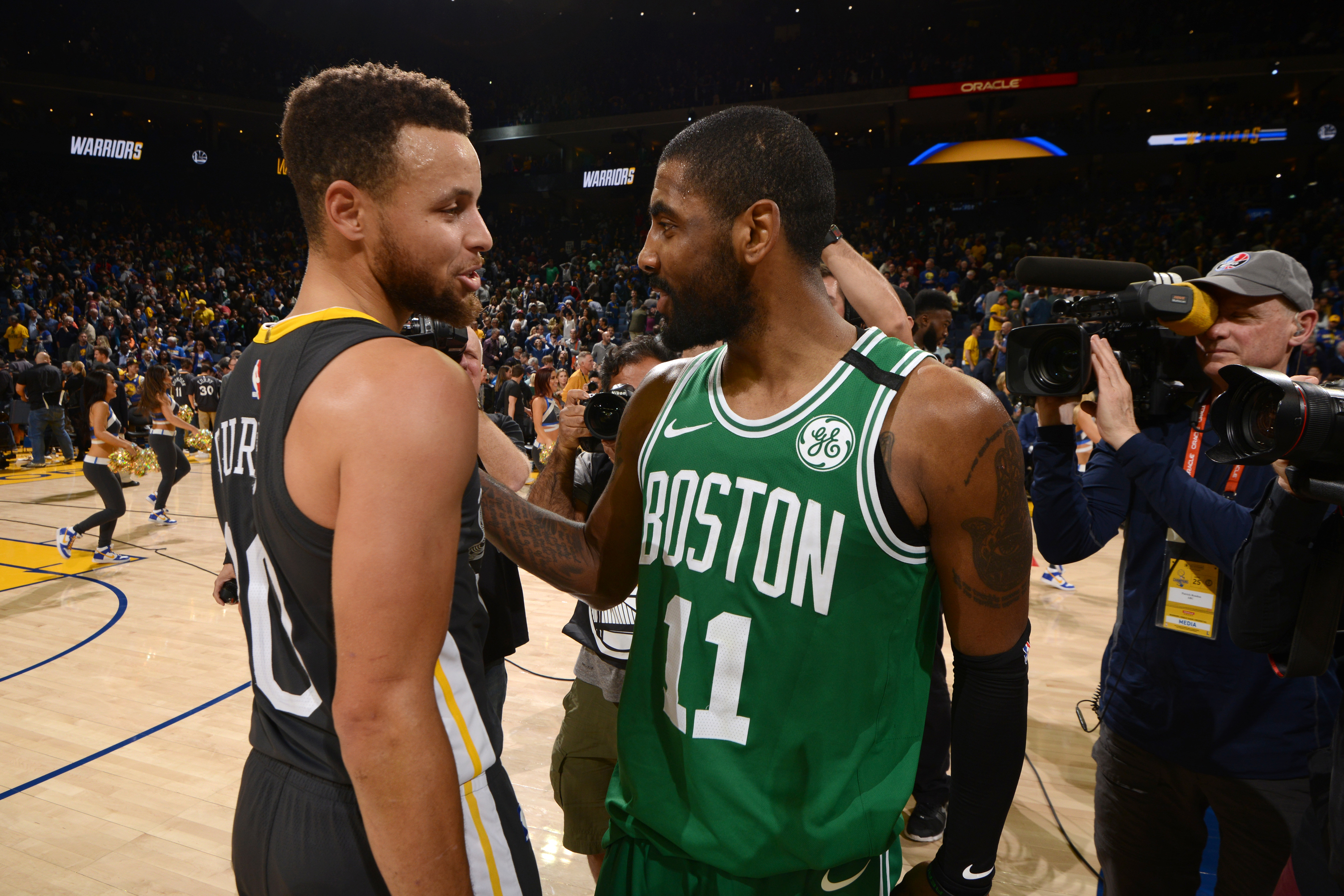 Stephen Curry on Kyrie Irving  We bring  best out of each other ... 39dbfc3d9