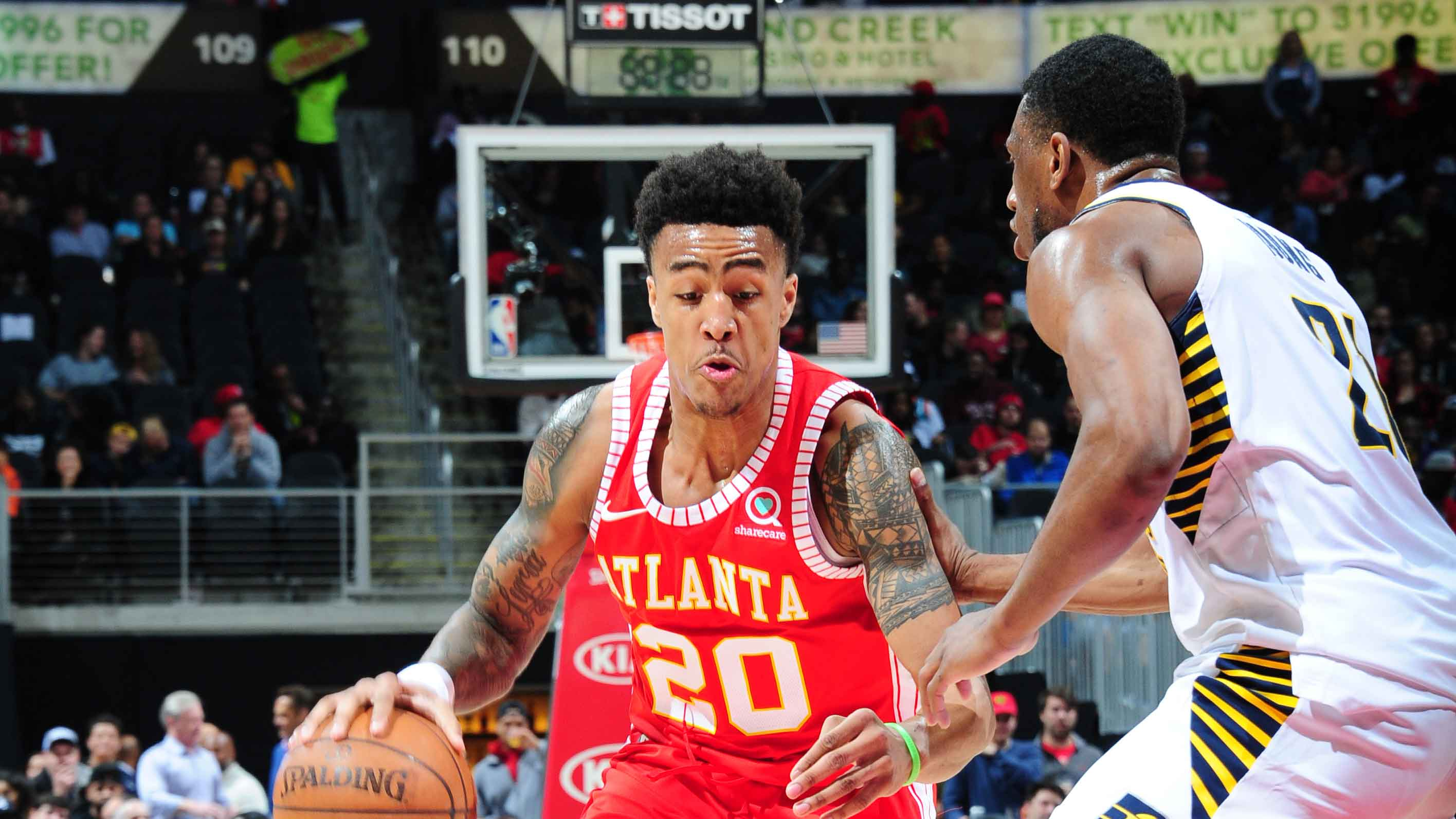 GAME RECAP: Hawks 107, Pacers 102