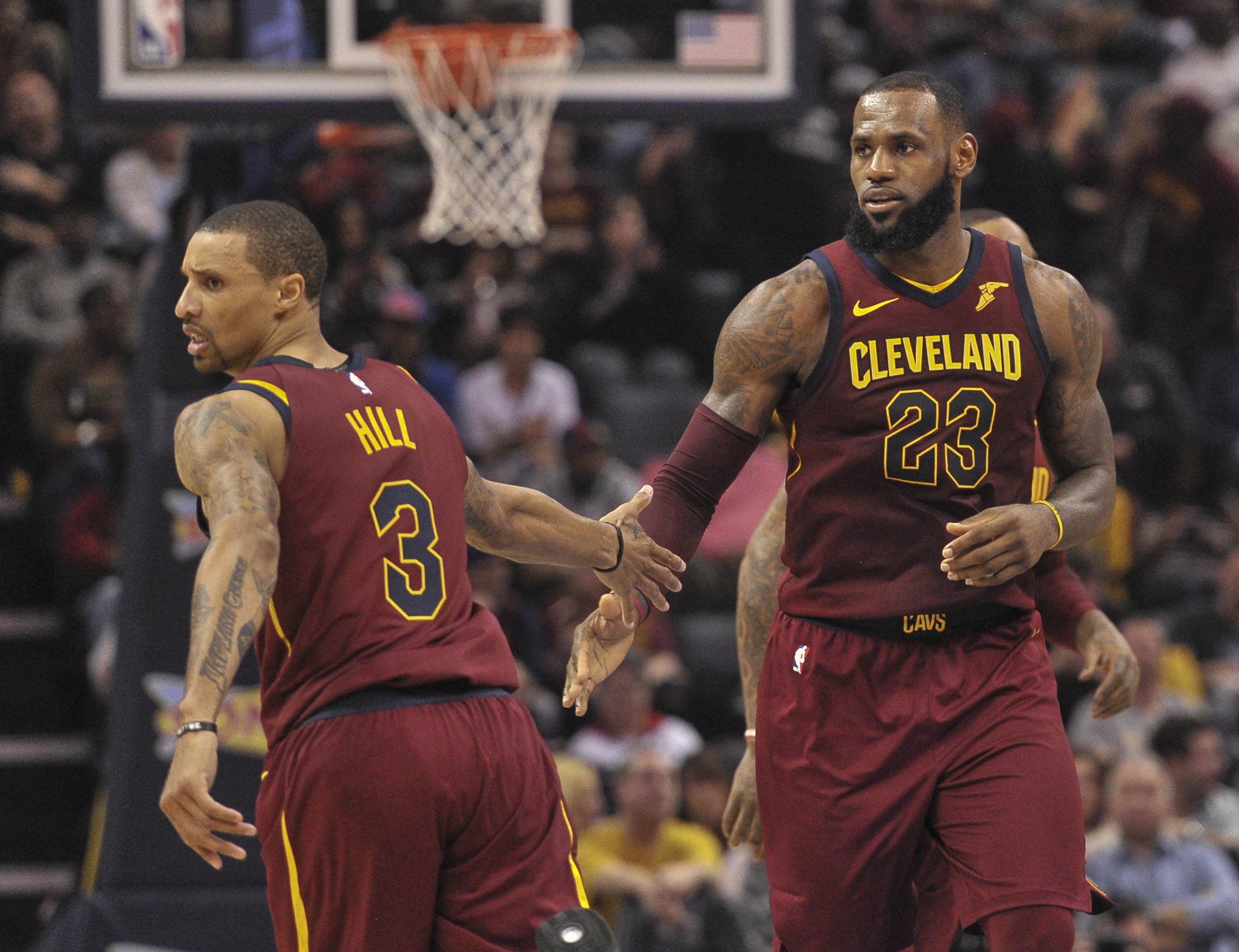 36c9e79ecd8 Time may not be on new-look Cleveland Cavaliers  side