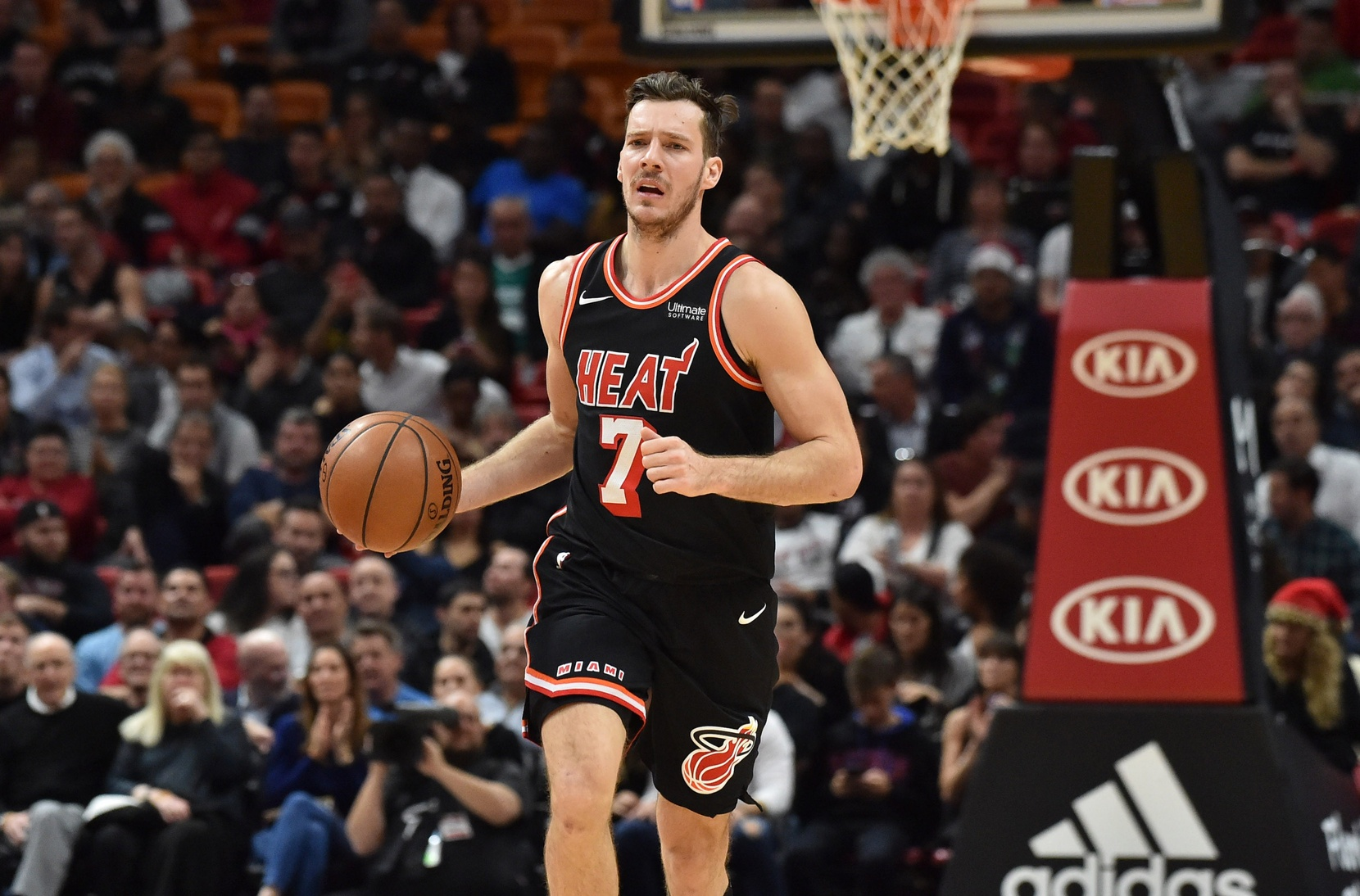 ae01b0924d5 Goran Dragic to replace injured Kevin Love on Team LeBron in 2018 NBA All-Star  Game
