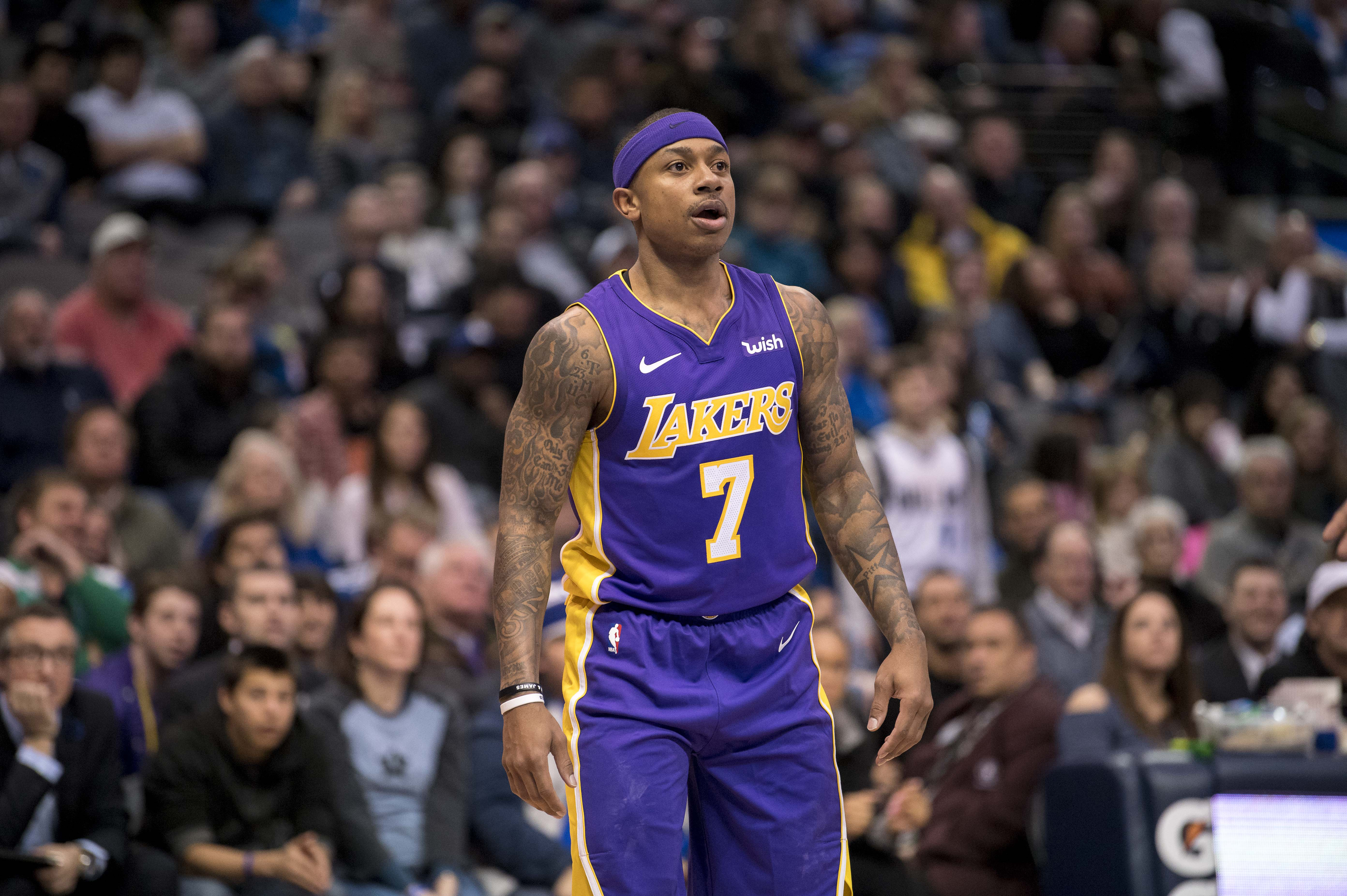 9e9613e29 Contract future for Isaiah Thomas likely not what it once was