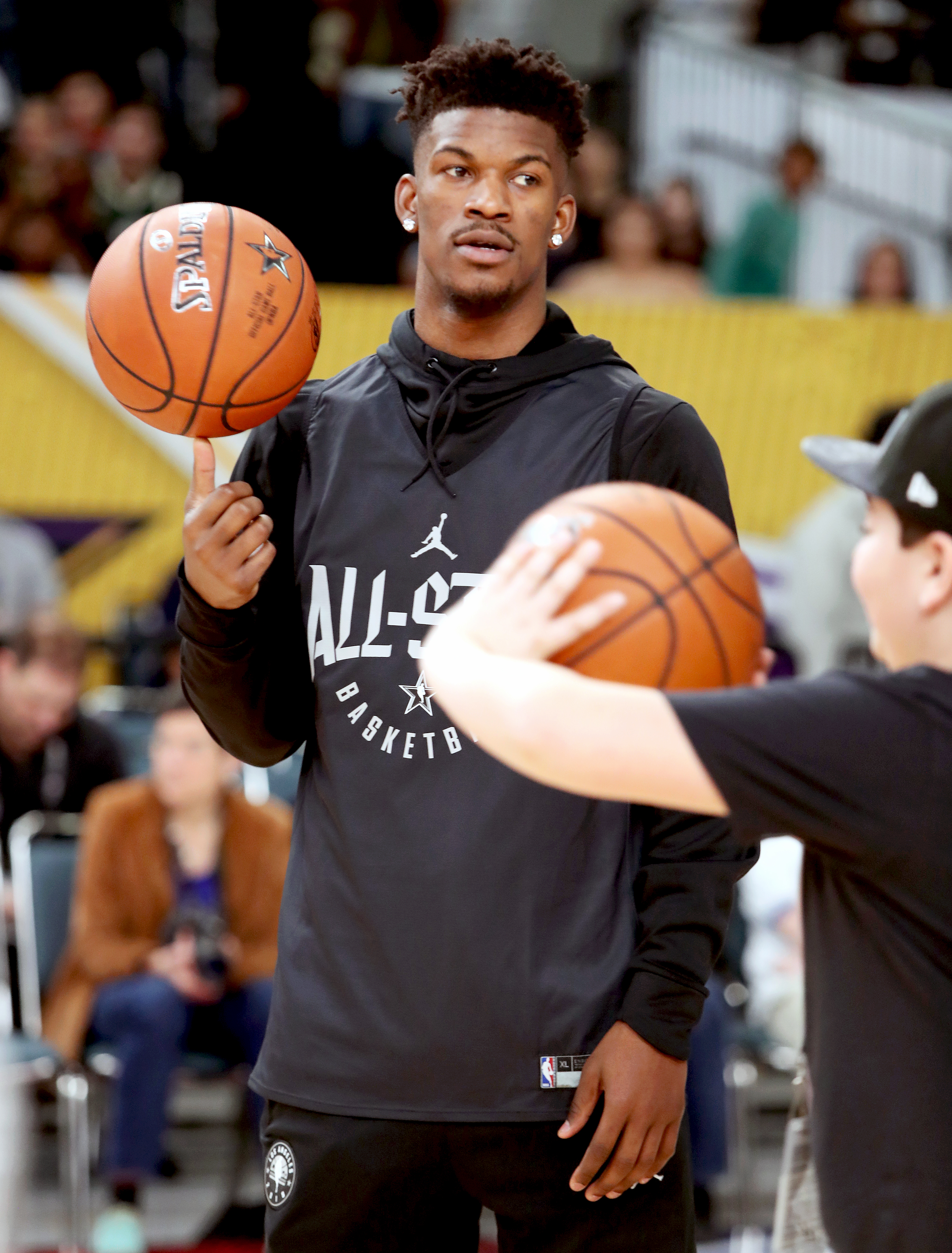 42b6fd731a7910 Jimmy Butler sits out All-Star Game at own request