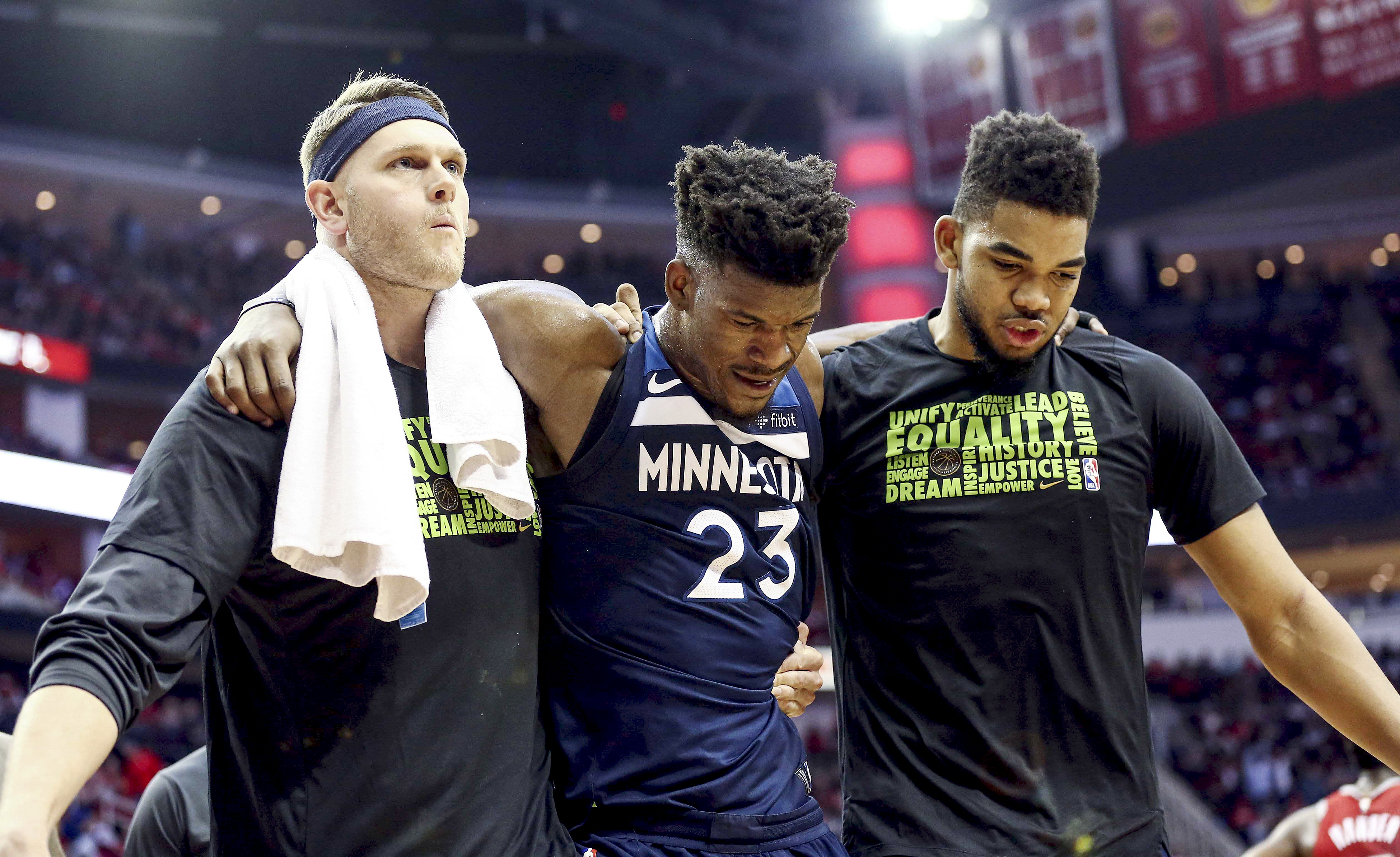 What Does The Jimmy Butler Injury Mean For The Minnesota Timberwolves