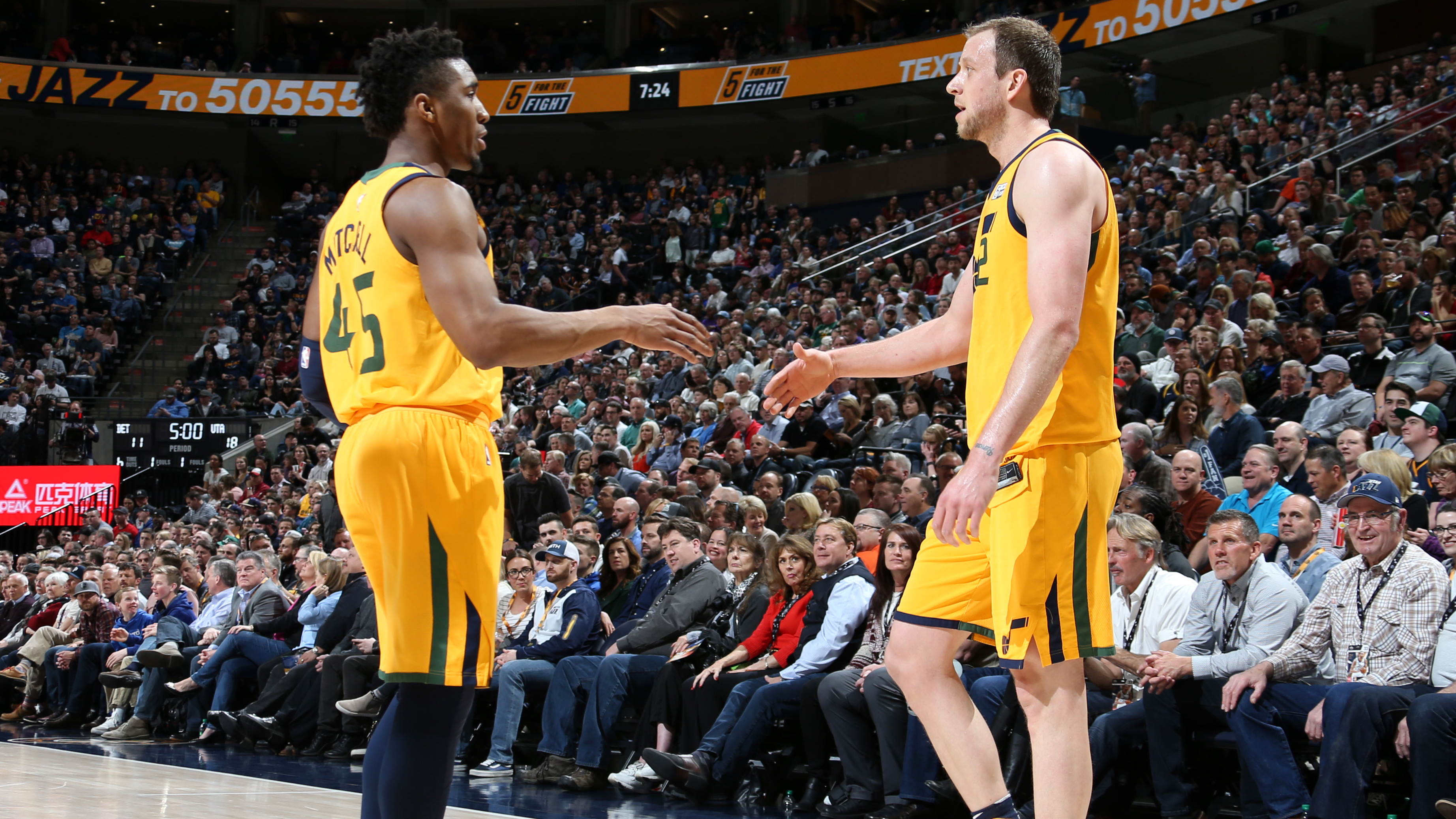 GAME RECAP: Jazz 110, Pistons 79