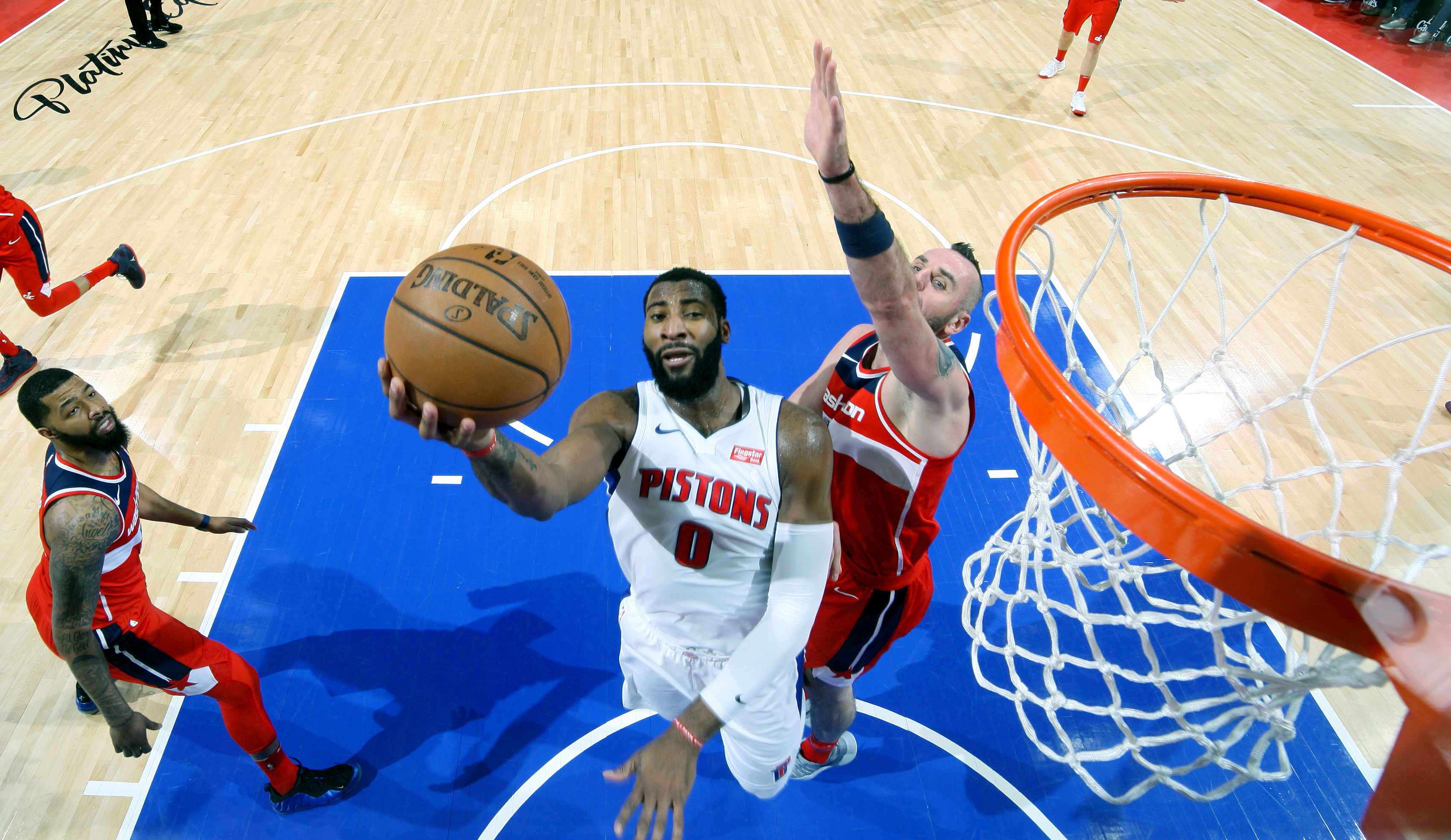 newest 9dd16 13bec Andre Drummond comes in at  7 on the  Fantasy100 list!   NBA.com