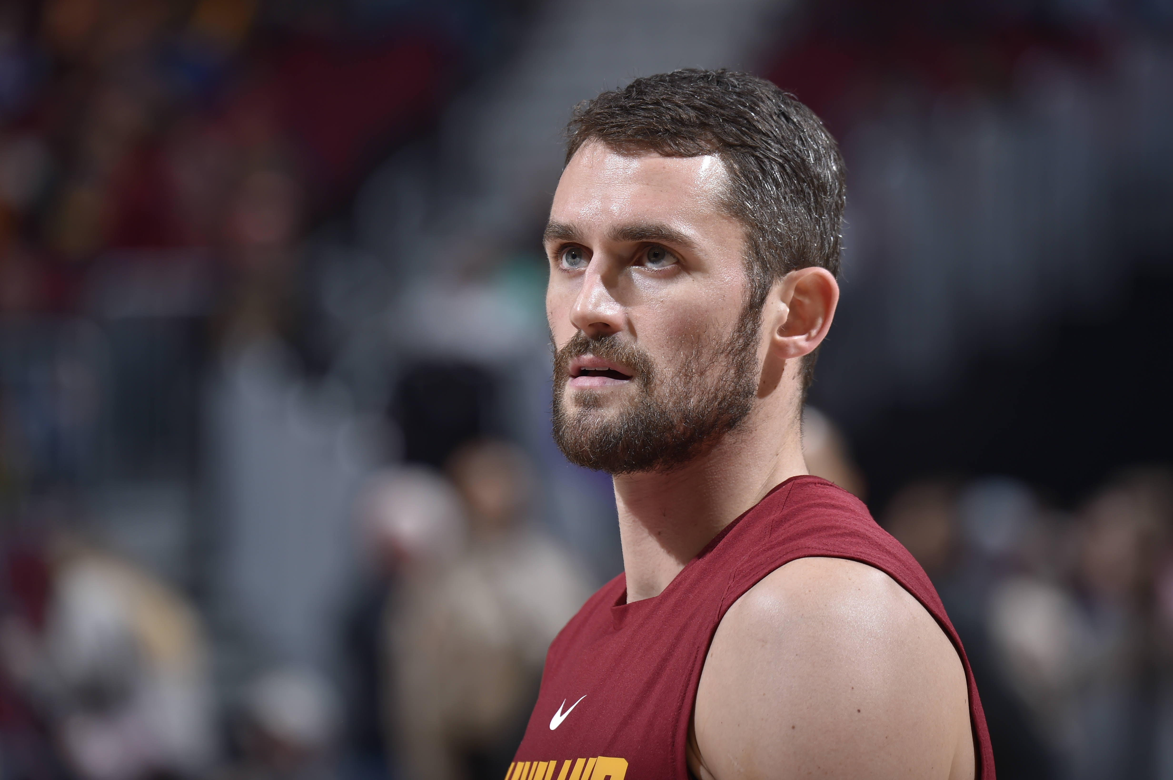 Kevin Love Says He Suffered Panic During Game This Season Nba Com