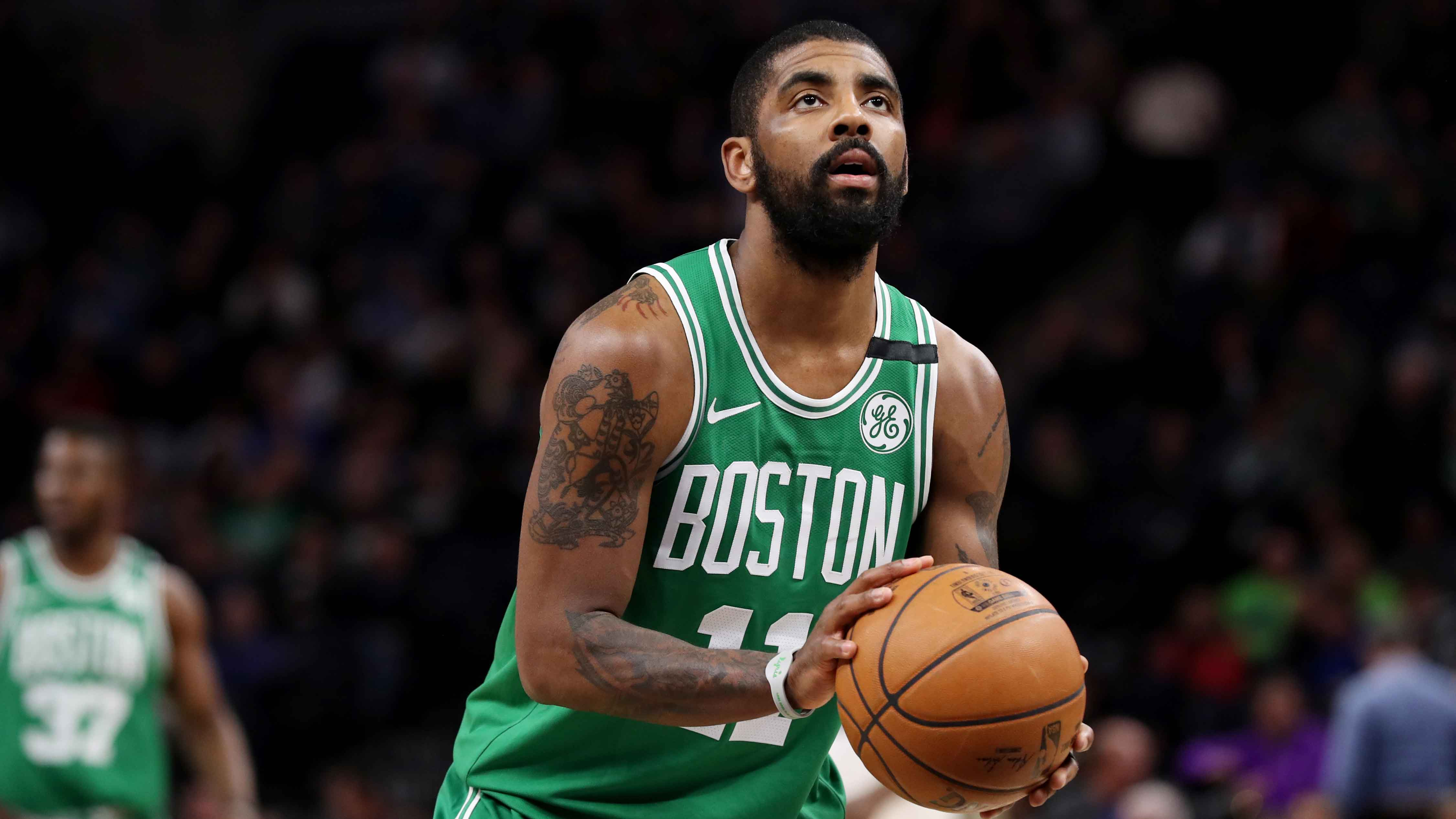 359a177ce4de Kyrie Irving out for remainder of season and playoffs after surgery reveals  infection