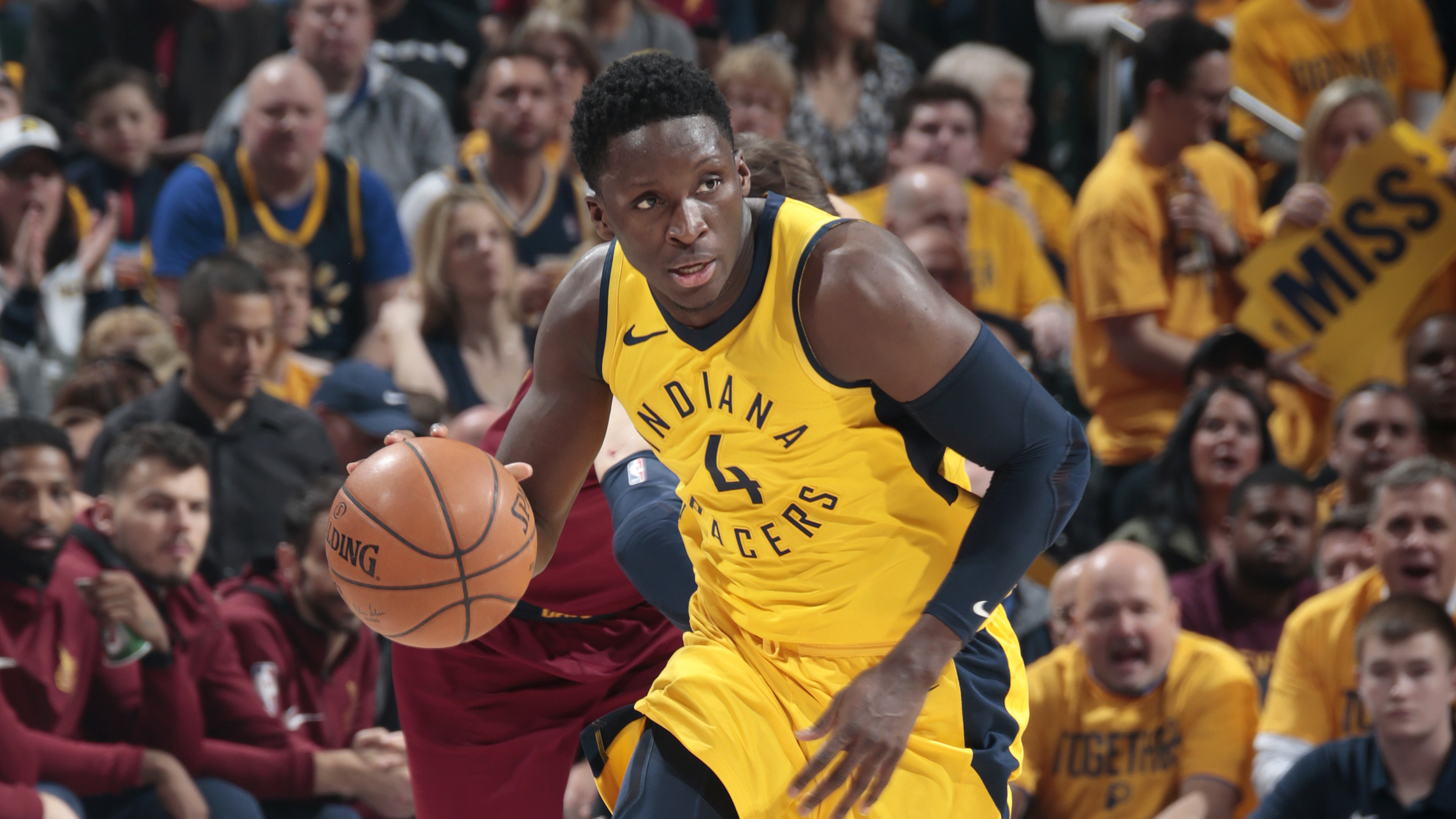 2018 Kia Most Improved Player: Victor Oladipo