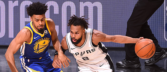 Game 3: Warriors vs. Spurs