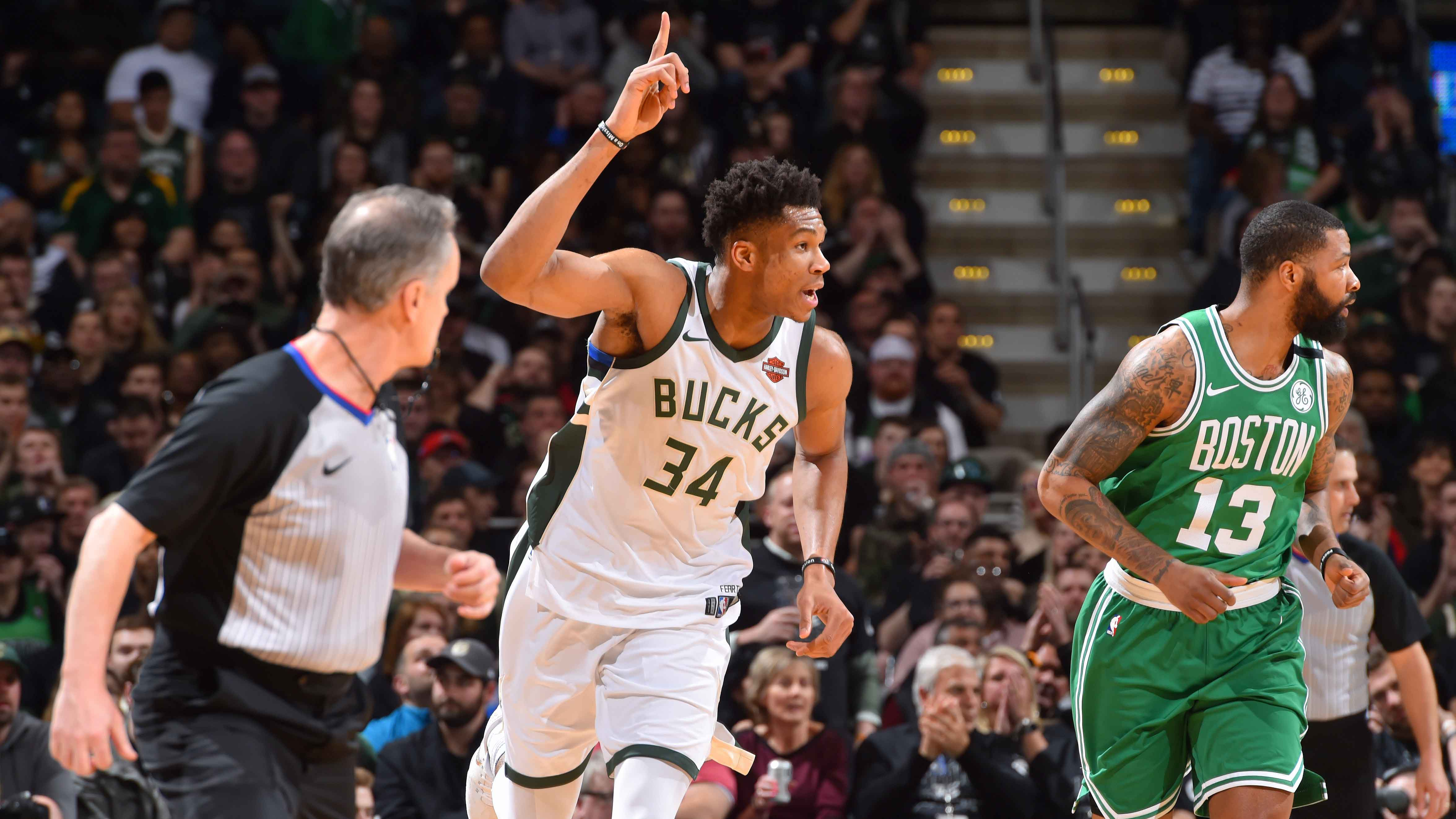 GAME 6 RECAP: Bucks 97, Celtics 86