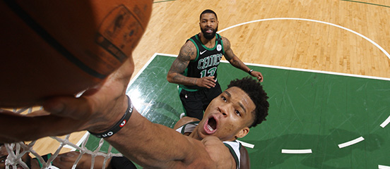 Game 4: Celtics vs. Bucks