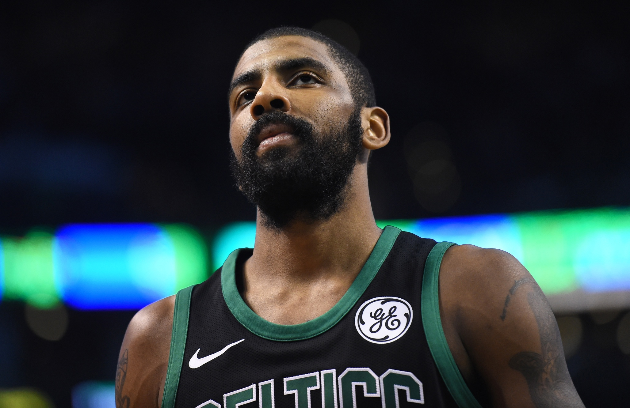 94a837fd573e Kyrie Irving out for remainder of season and playoffs after surgery reveals  infection