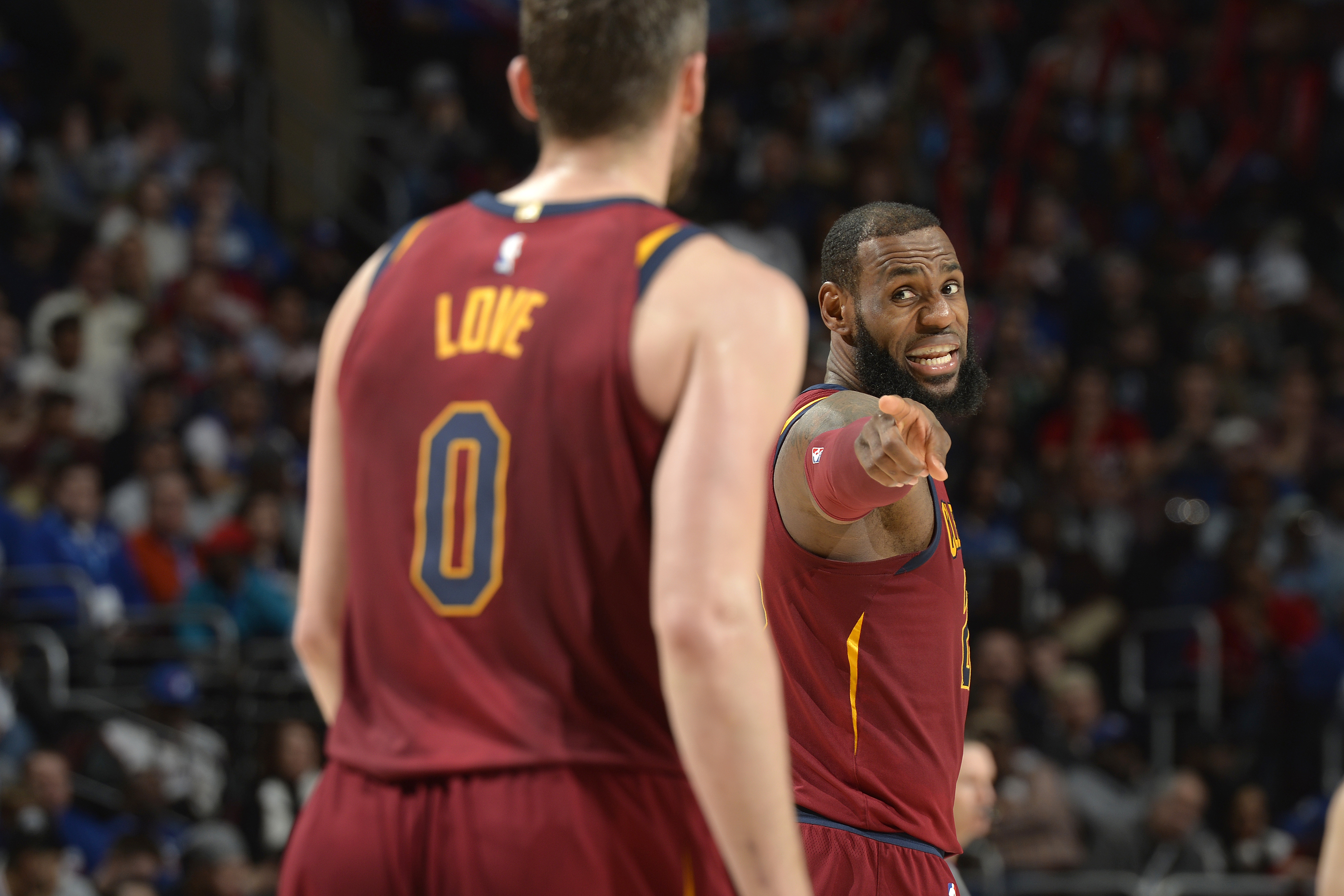 1b73397295591b Week 26 Power Rankings  Cleveland Cavaliers and Golden State Warriors look  vulnerable as regular season closes