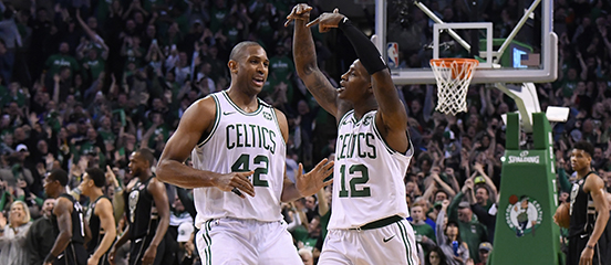 Horford, Rozier