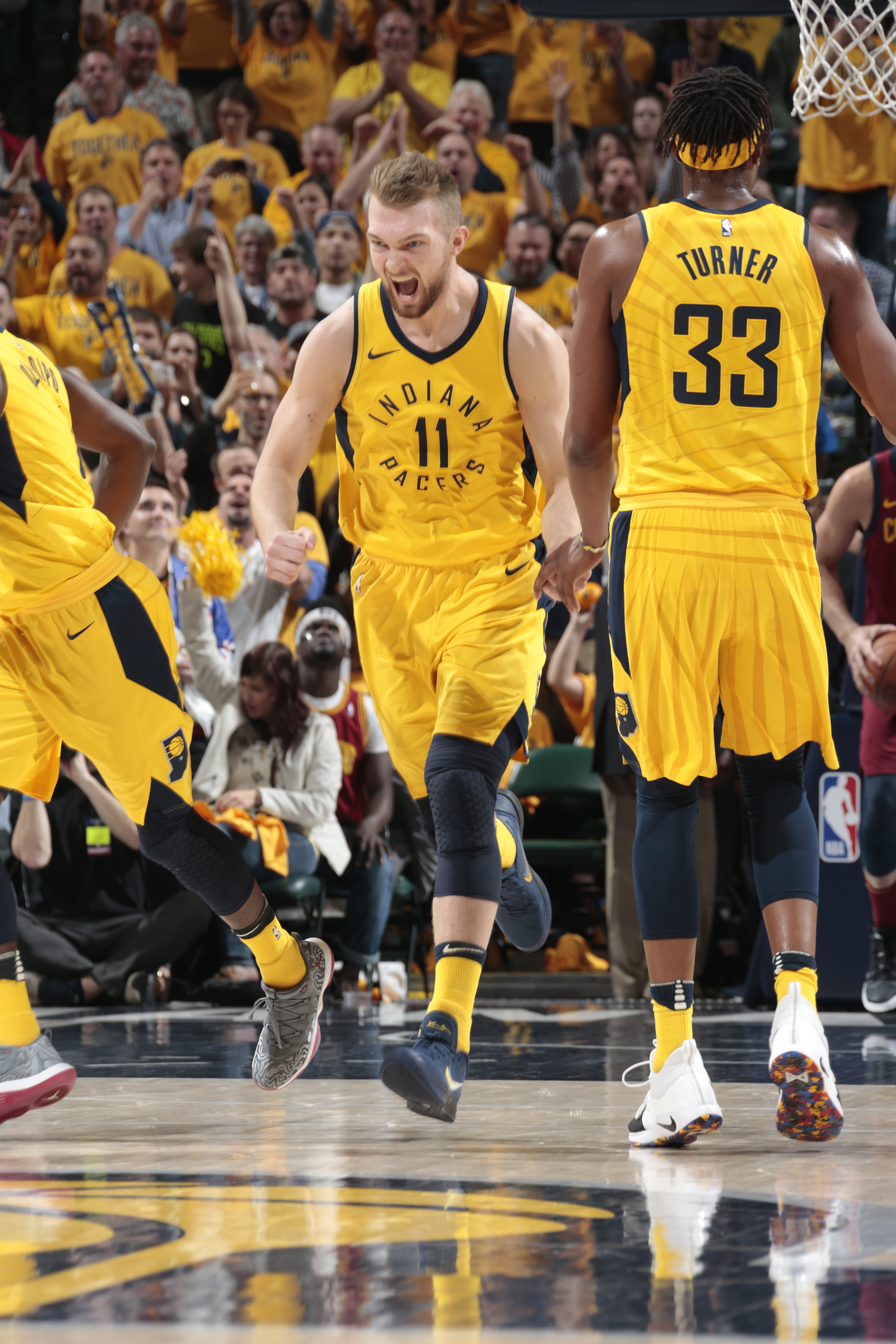 GAME 6 RECAP: Pacers 121, Cavaliers 87