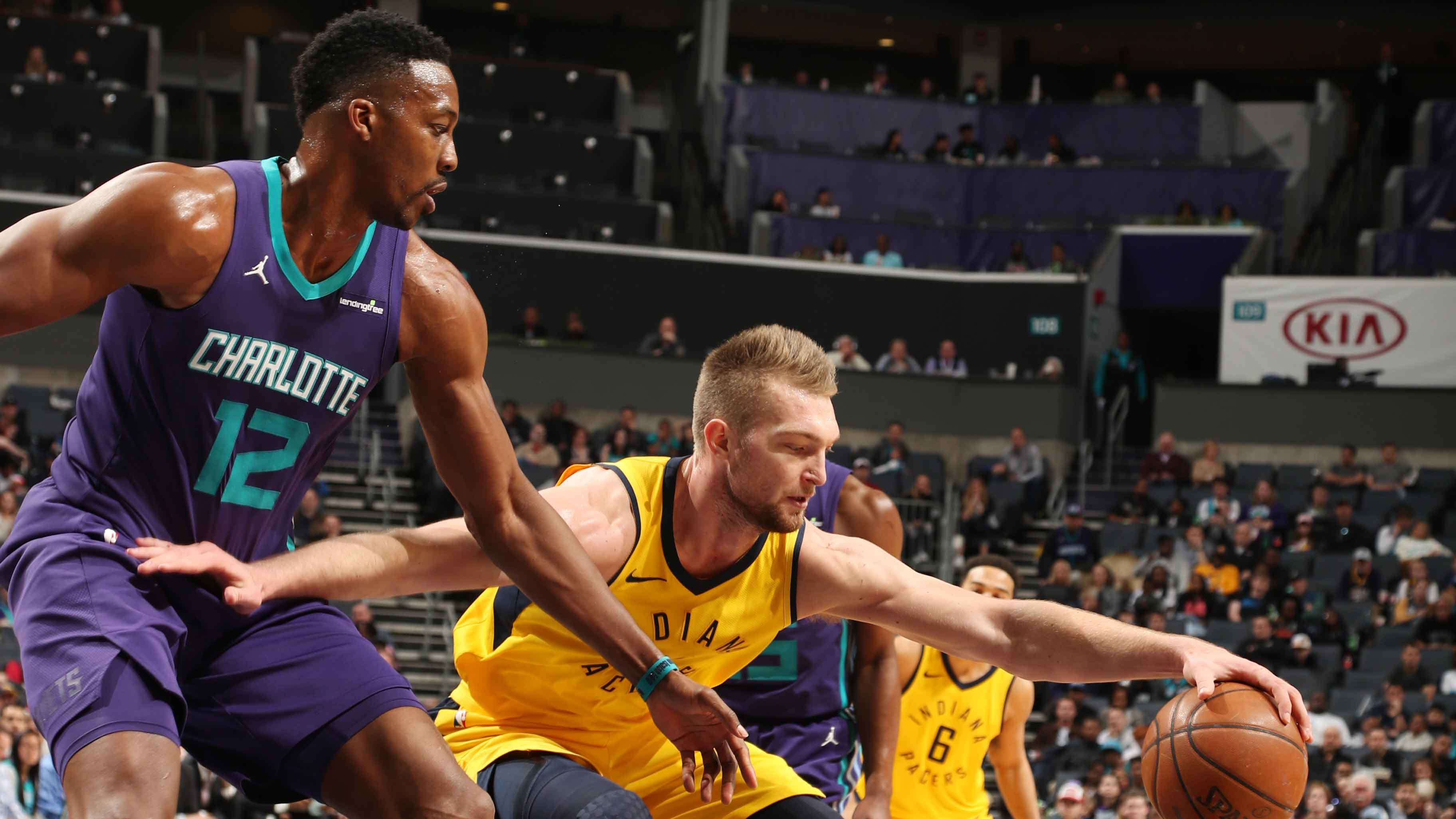 GAME RECAP: Pacers 123, Hornets 117