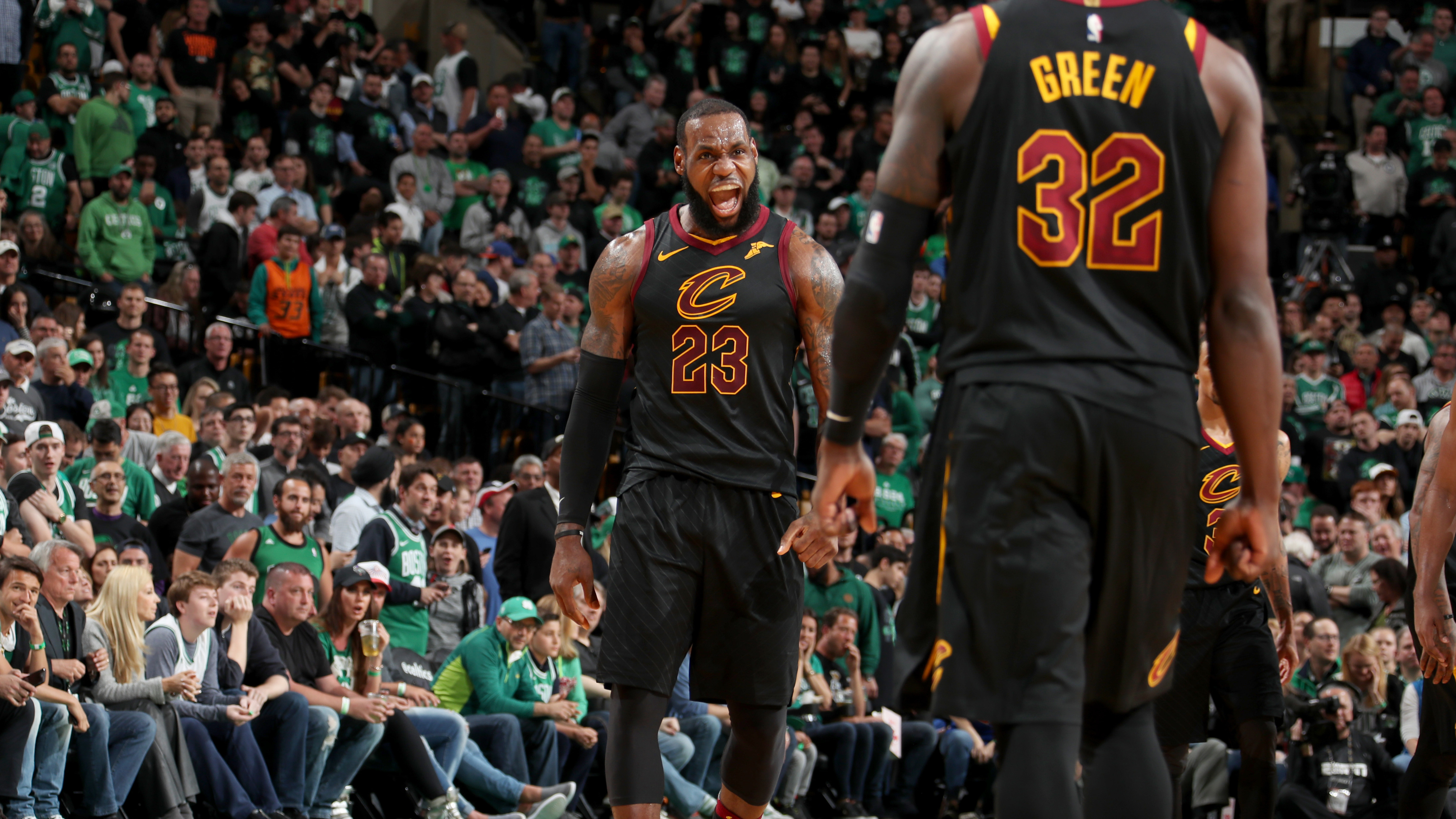 Cavaliers-Celtics Game 7 Ultimate Playoff Highlight