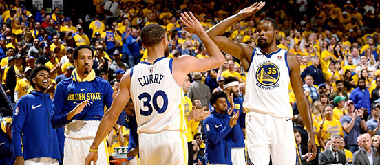 Durant, Curry