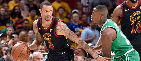 Game 3: Celtics vs. Cavaliers