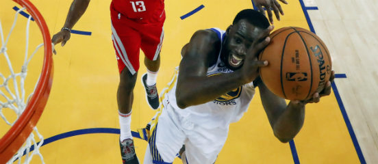 2018 NBA Playoffs | Western Conference Finals: Houston Rockets (1) vs. Golden State Warriors (2 ...