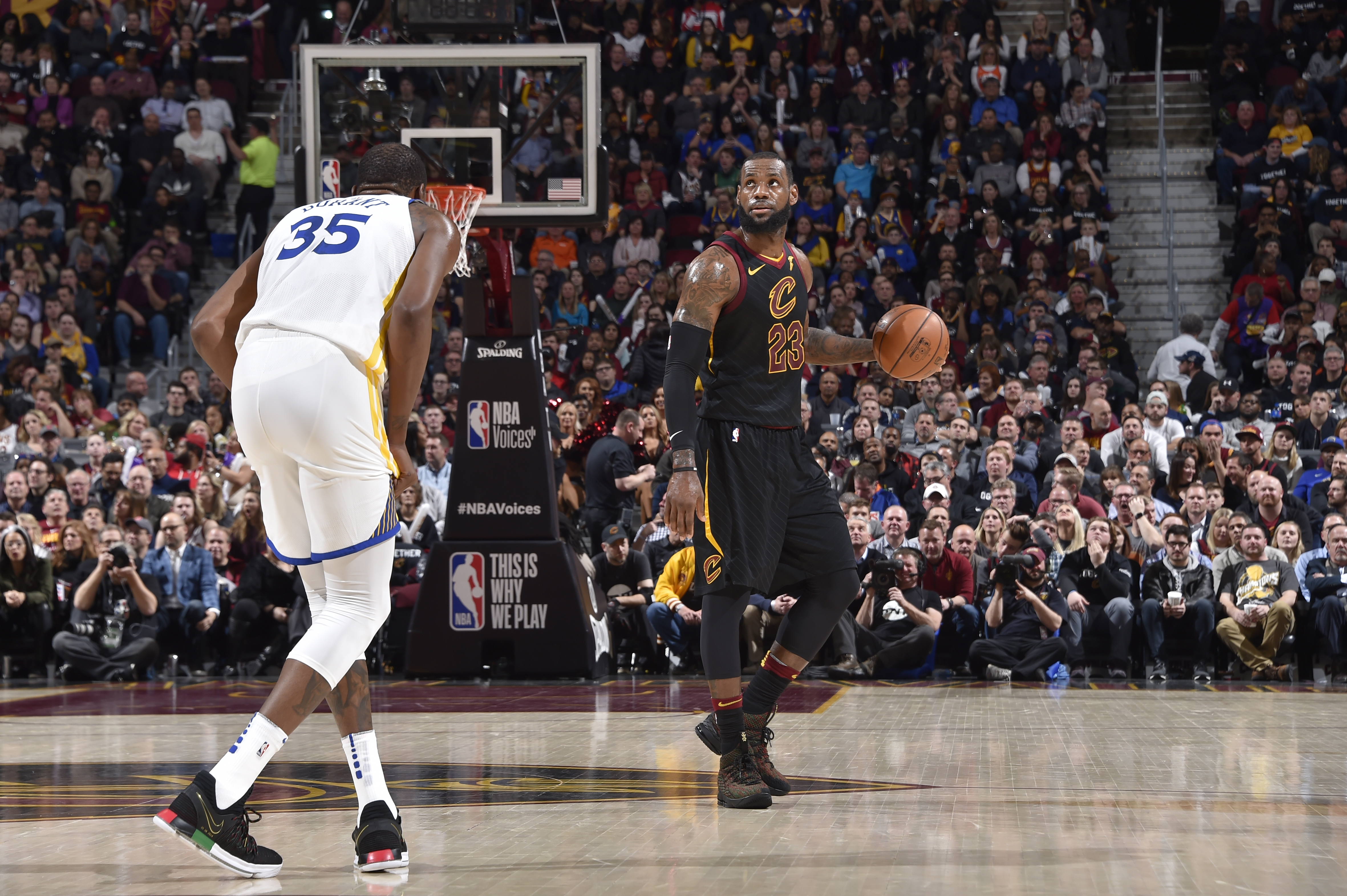 Cavs, Warriors Set To Meet In Game 3
