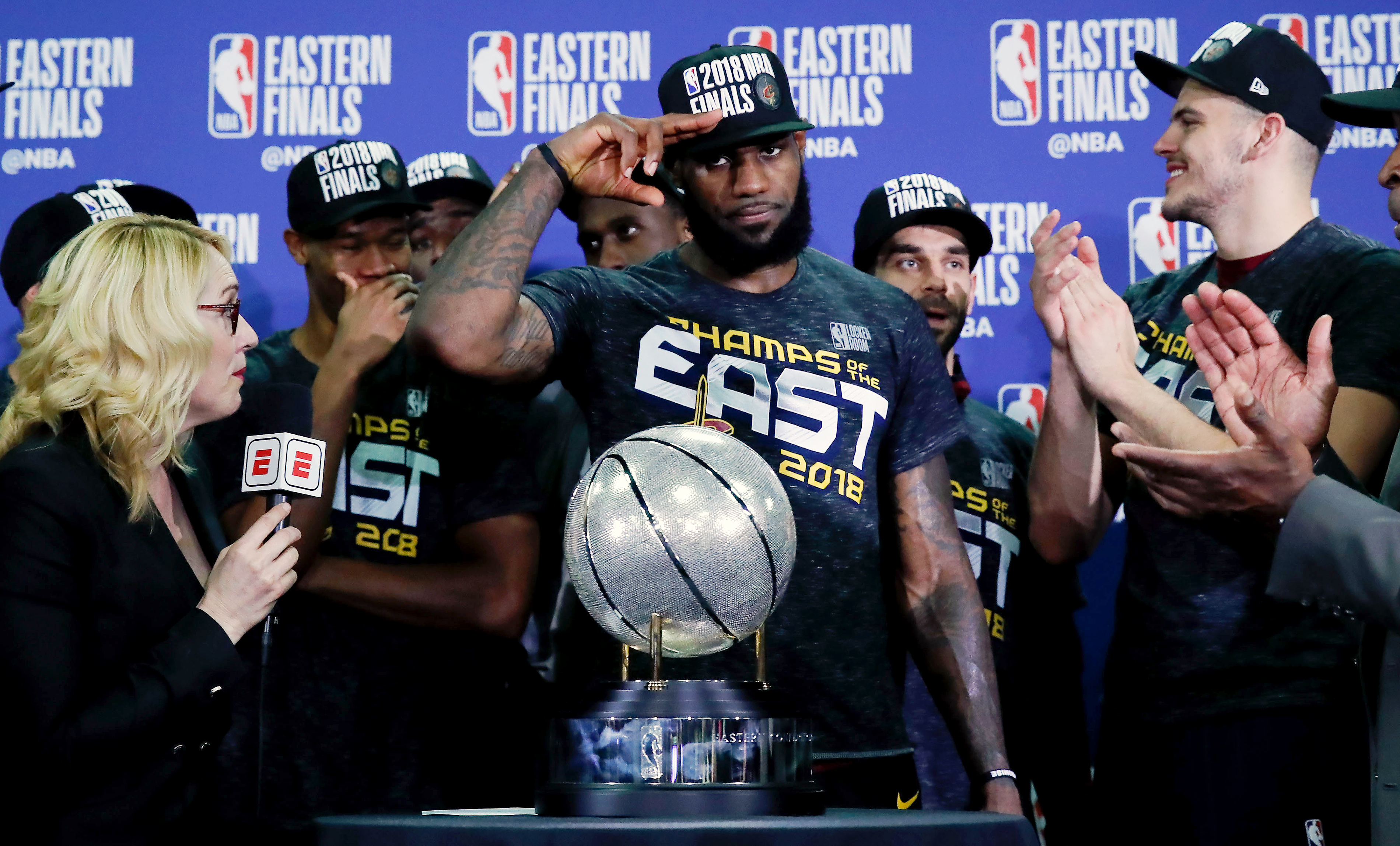 LeBron James reigns supreme over Eastern Conference yet again  cf9fdf04a