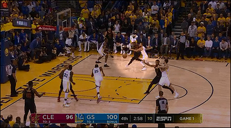 LeBron James SLAMMED: Cavs star made one monumental error against Warriors