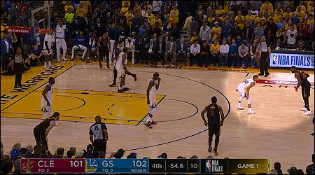 Refs to engage fans on Twitter for Game 3 of NBA Finals